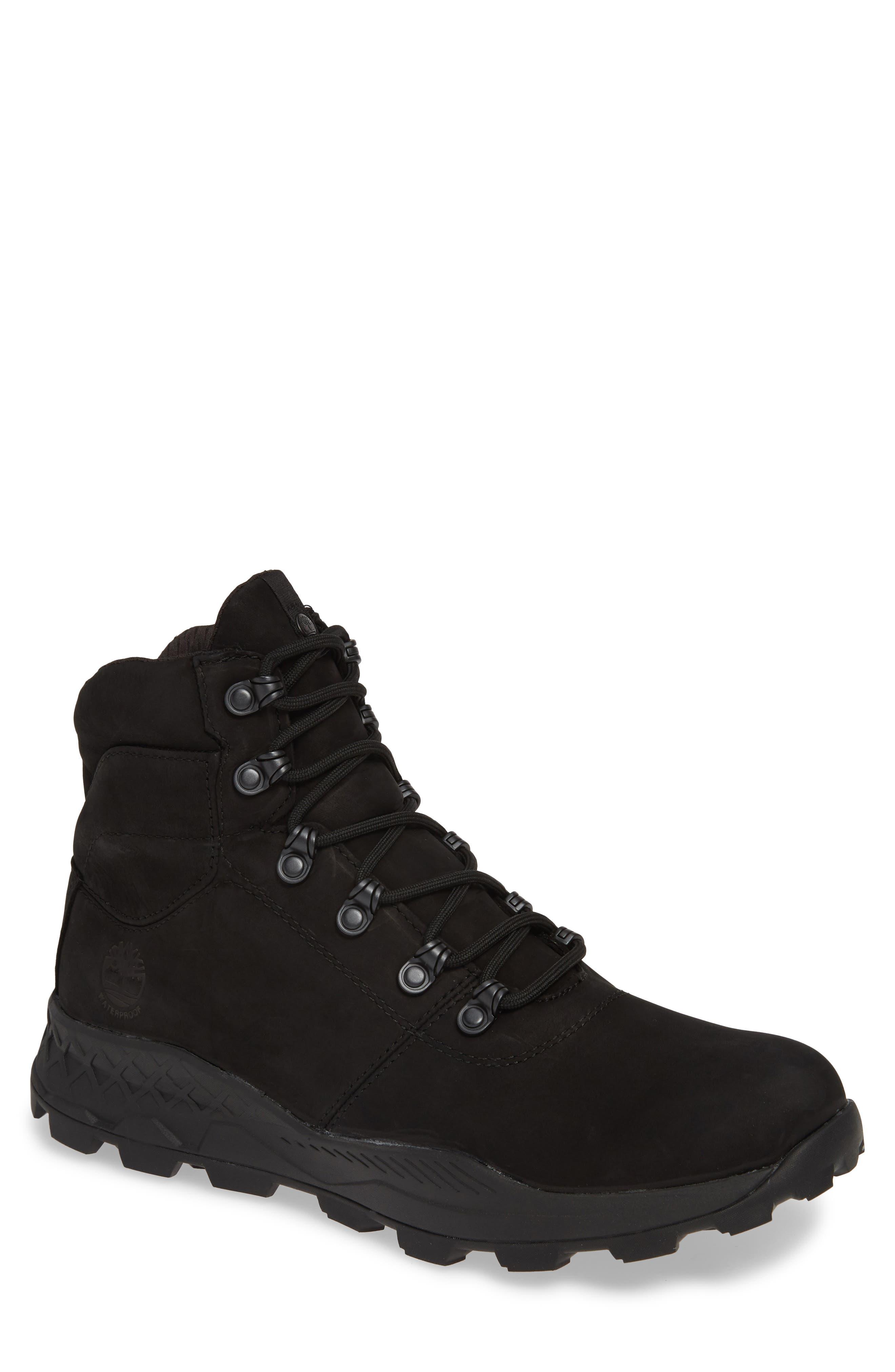 Timberland Brooklyn Waterproof Boot, Black