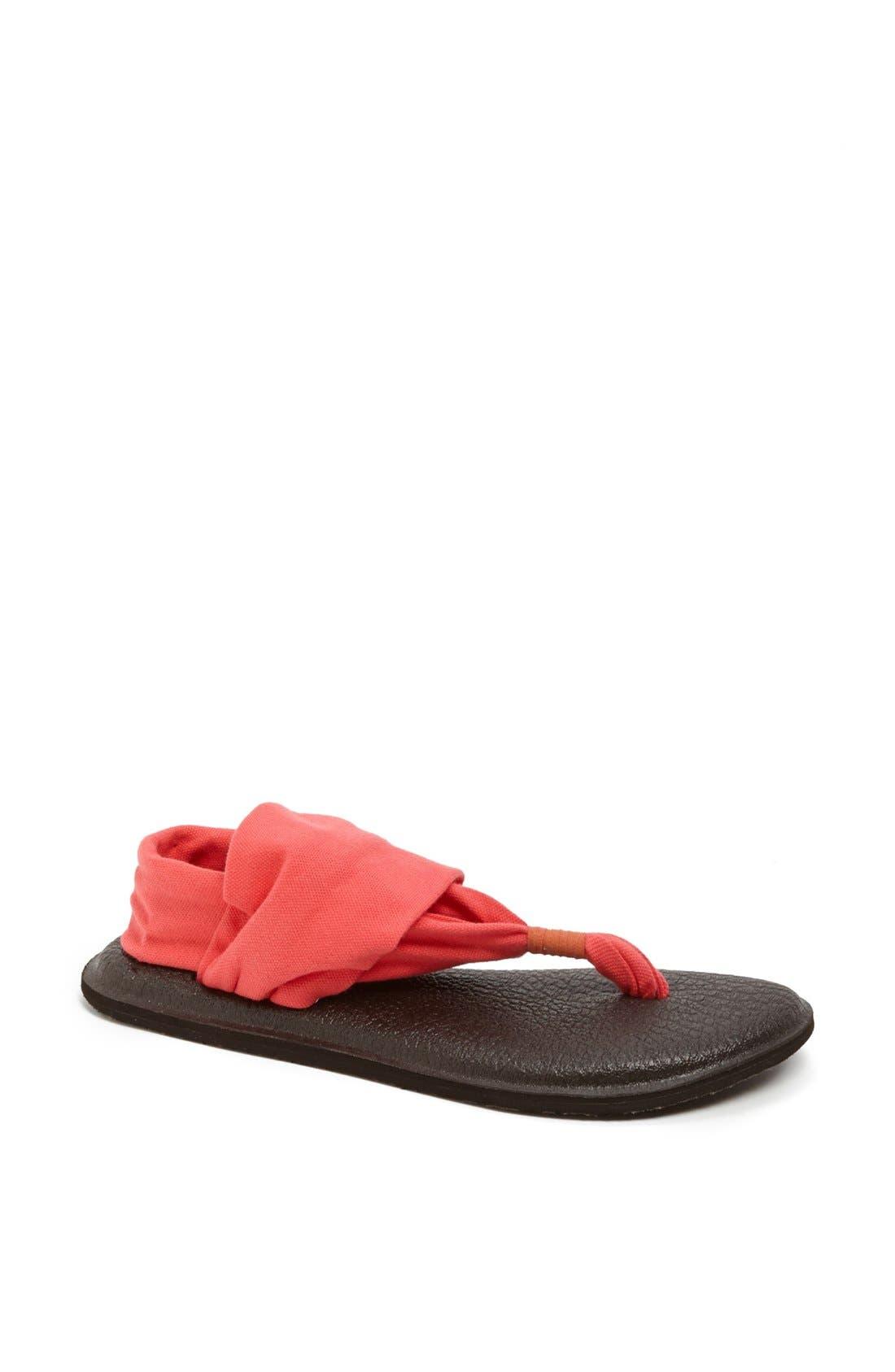 cac25b577 Sanuk  Yoga Sling 2  Sandal