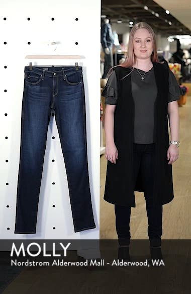Harper Slim Straight Leg Jeans, sales video thumbnail