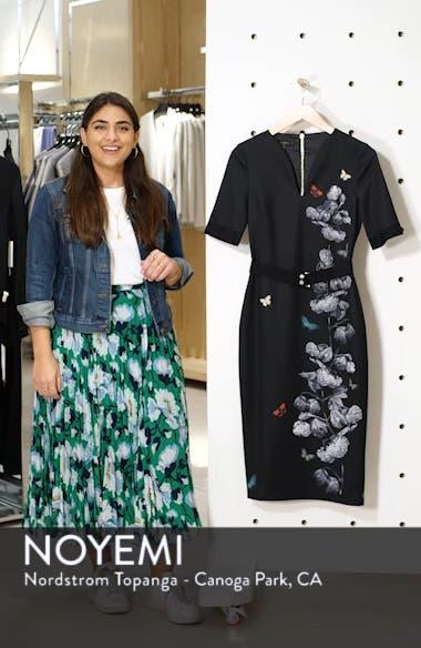 Narrnia Body-Con Dress, sales video thumbnail