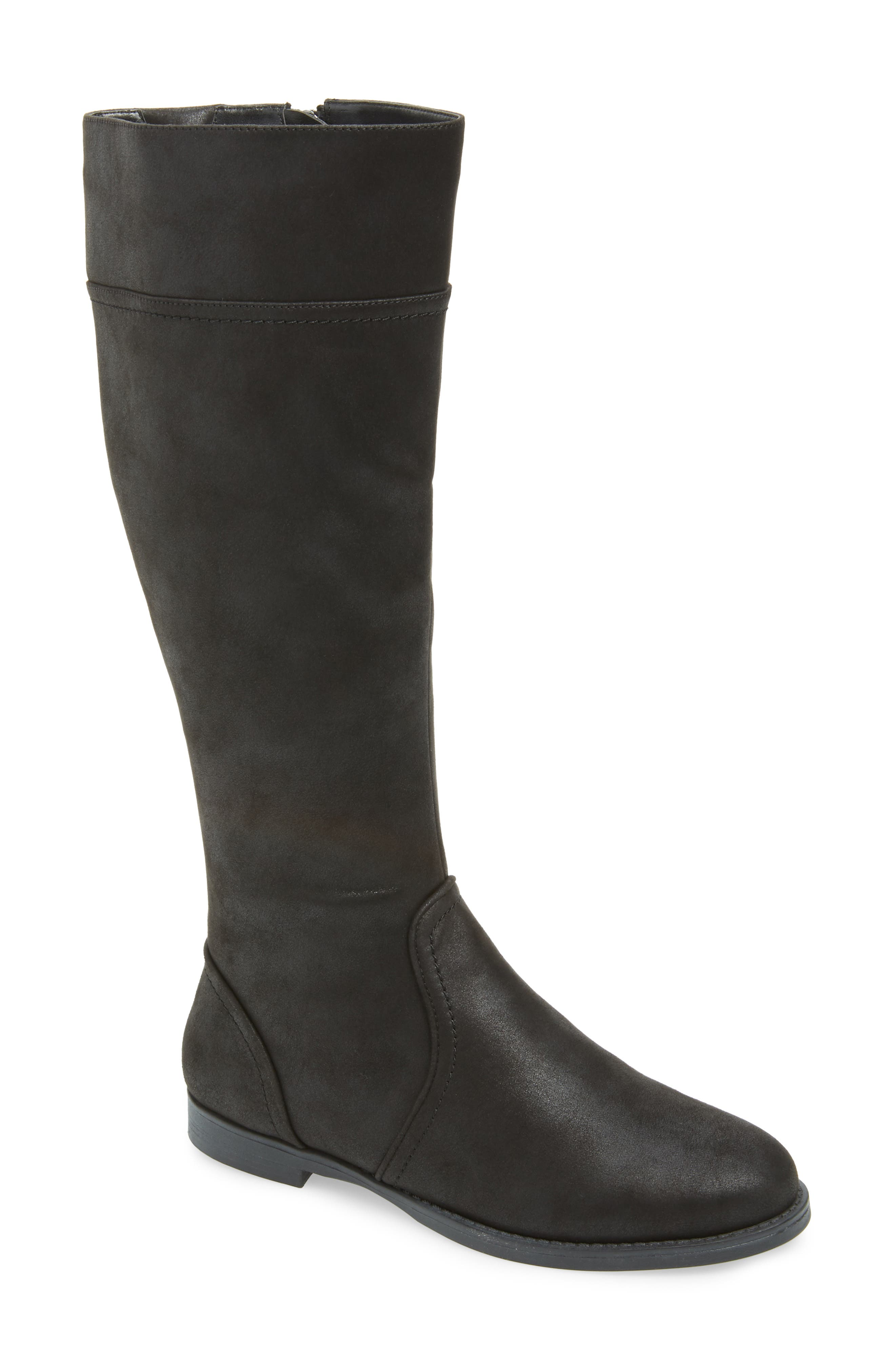 BELLA VITA, Rebecca II Knee High Boot, Main thumbnail 1, color, 001