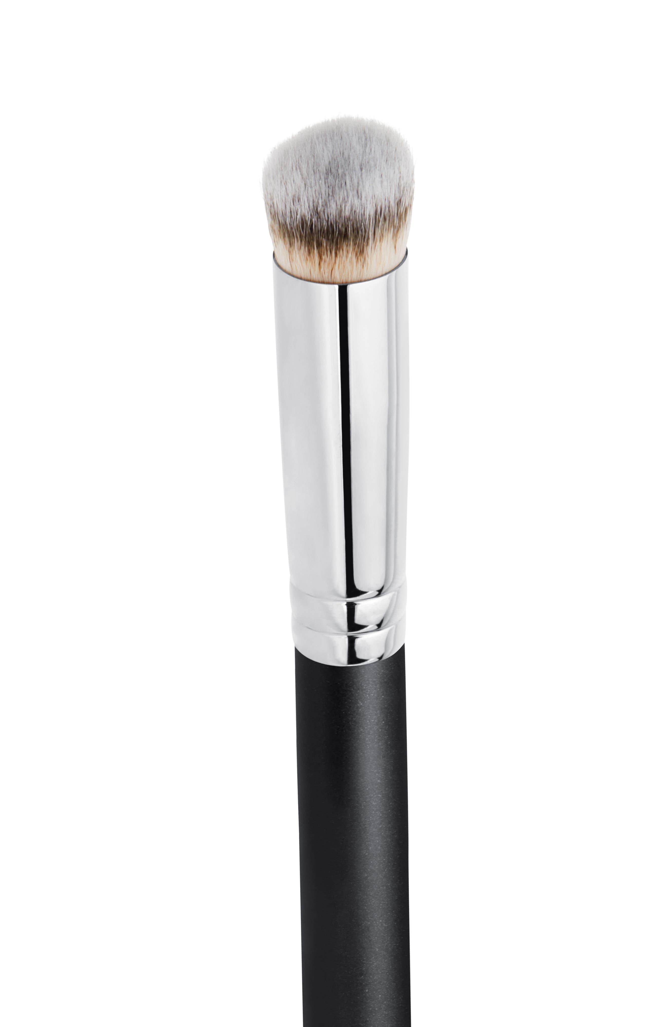 MAC COSMETICS, MAC 270S Synthetic Mini Rounded Slant Brush, Alternate thumbnail 2, color, NO COLOR