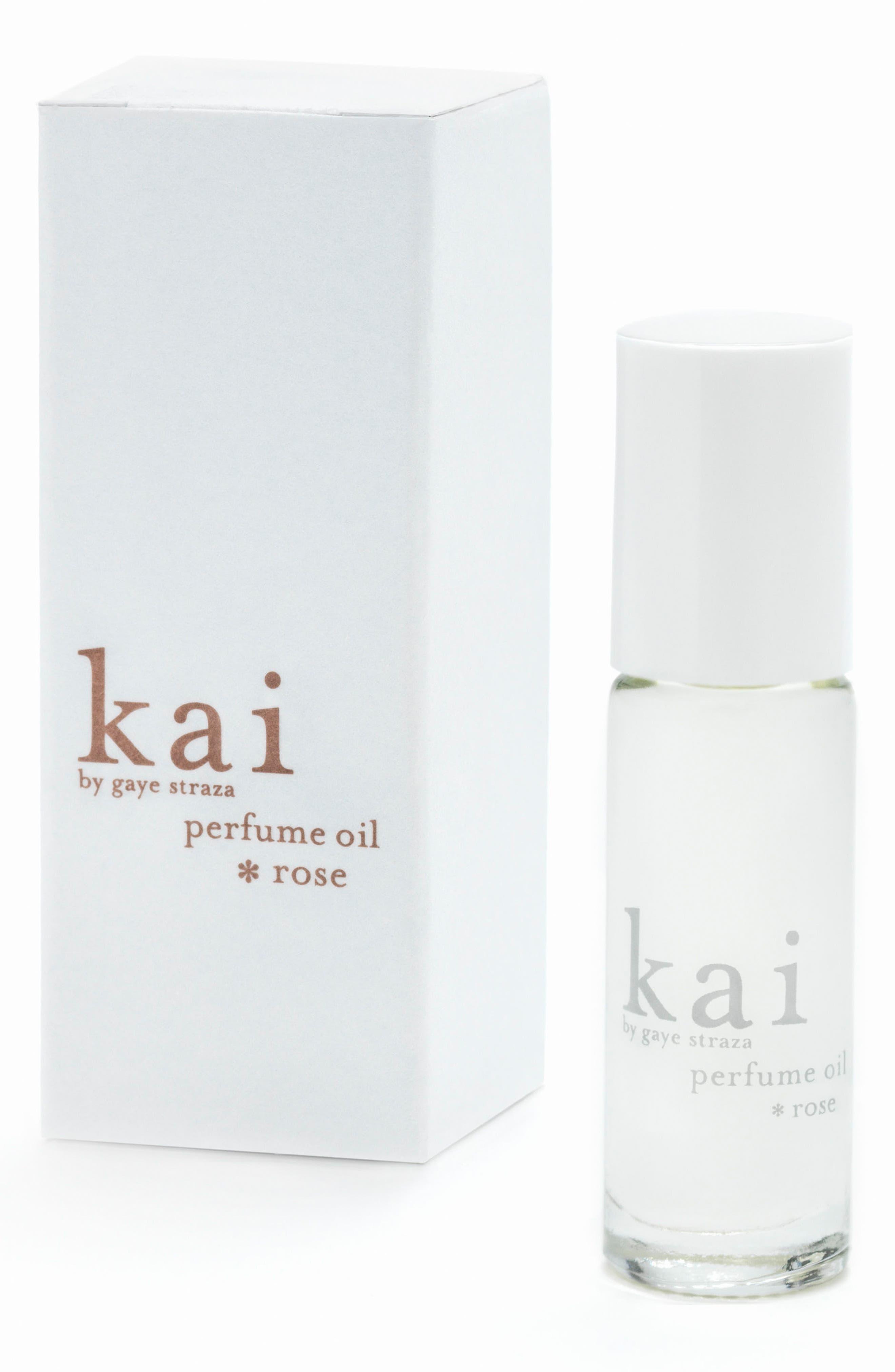 KAI, Rose Perfume Oil, Alternate thumbnail 2, color, NO COLOR