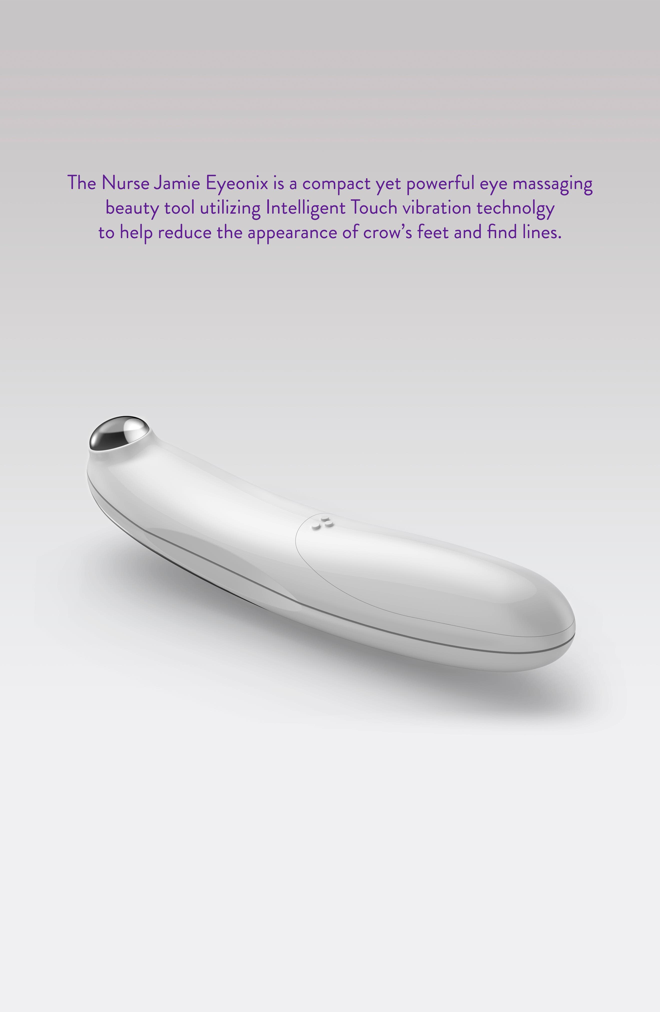 NURSE JAMIE, Eyeonix Eye Massaging Beauty Tool, Alternate thumbnail 6, color, NO COLOR