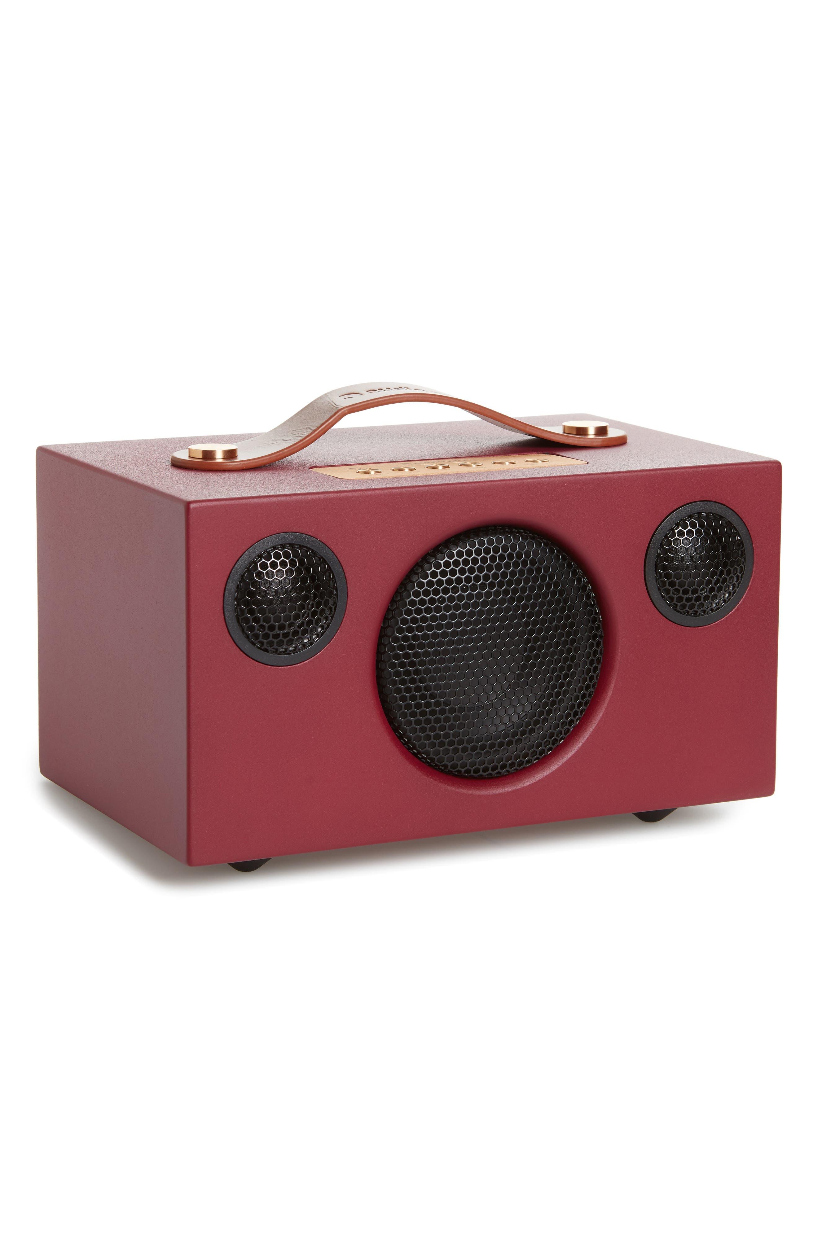 AUDIO PRO, Addon T3 Portable Speaker, Main thumbnail 1, color, CABARNET