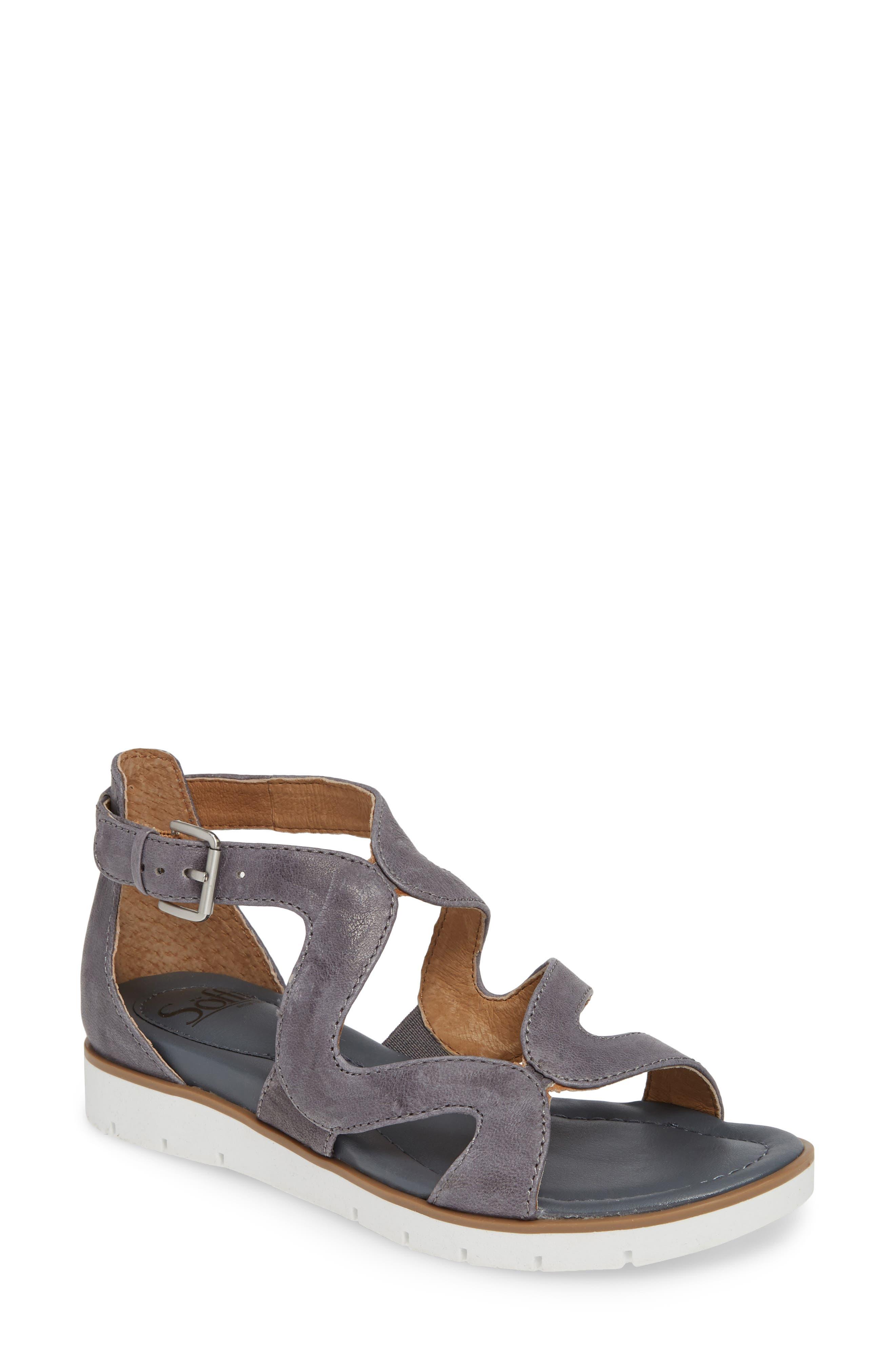 6dfc6103ca3 Sofft  Malana  Leather Sandal