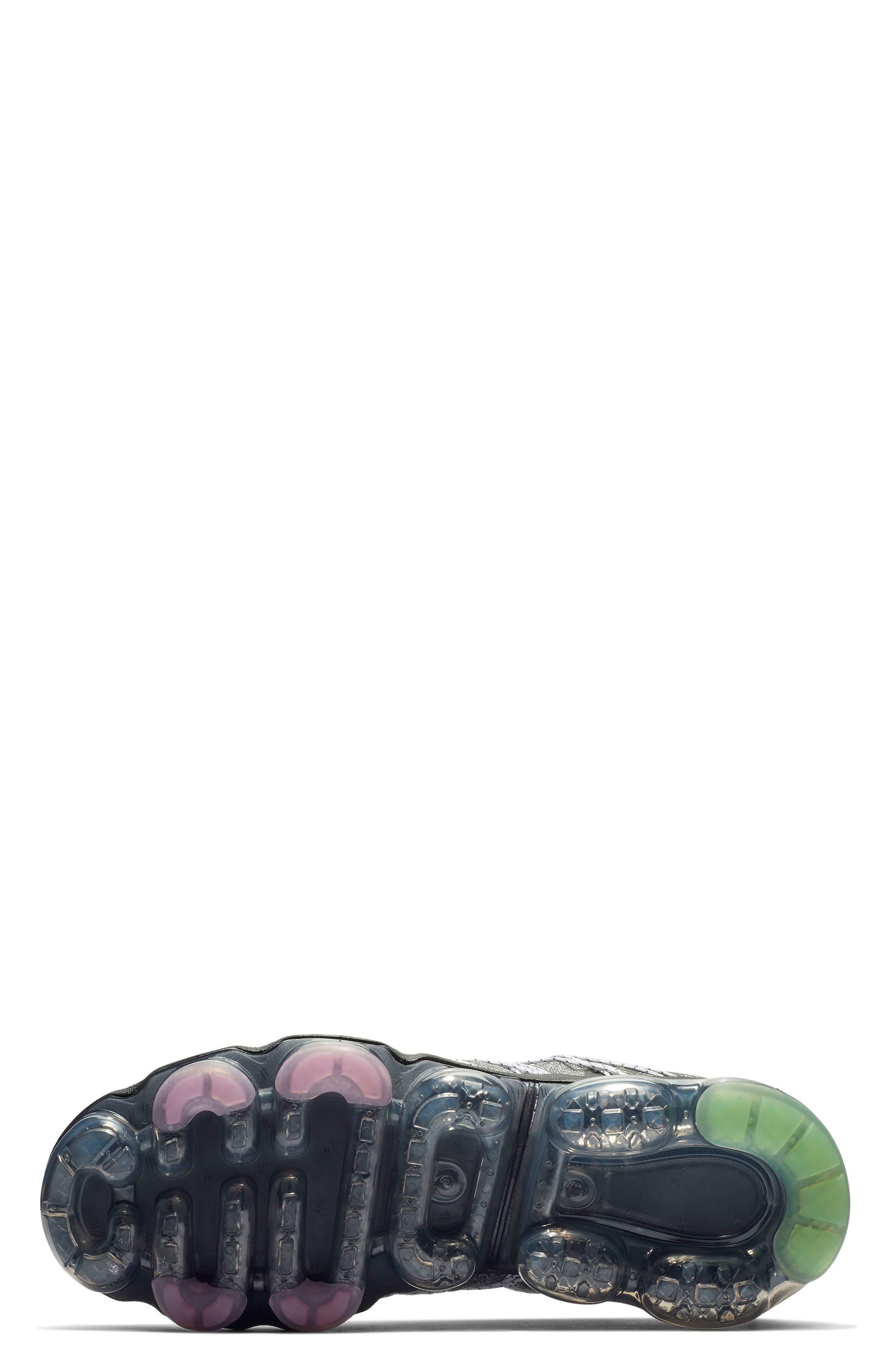 NIKE, Air VaporMax Run Utility Sneaker, Alternate thumbnail 4, color, 101