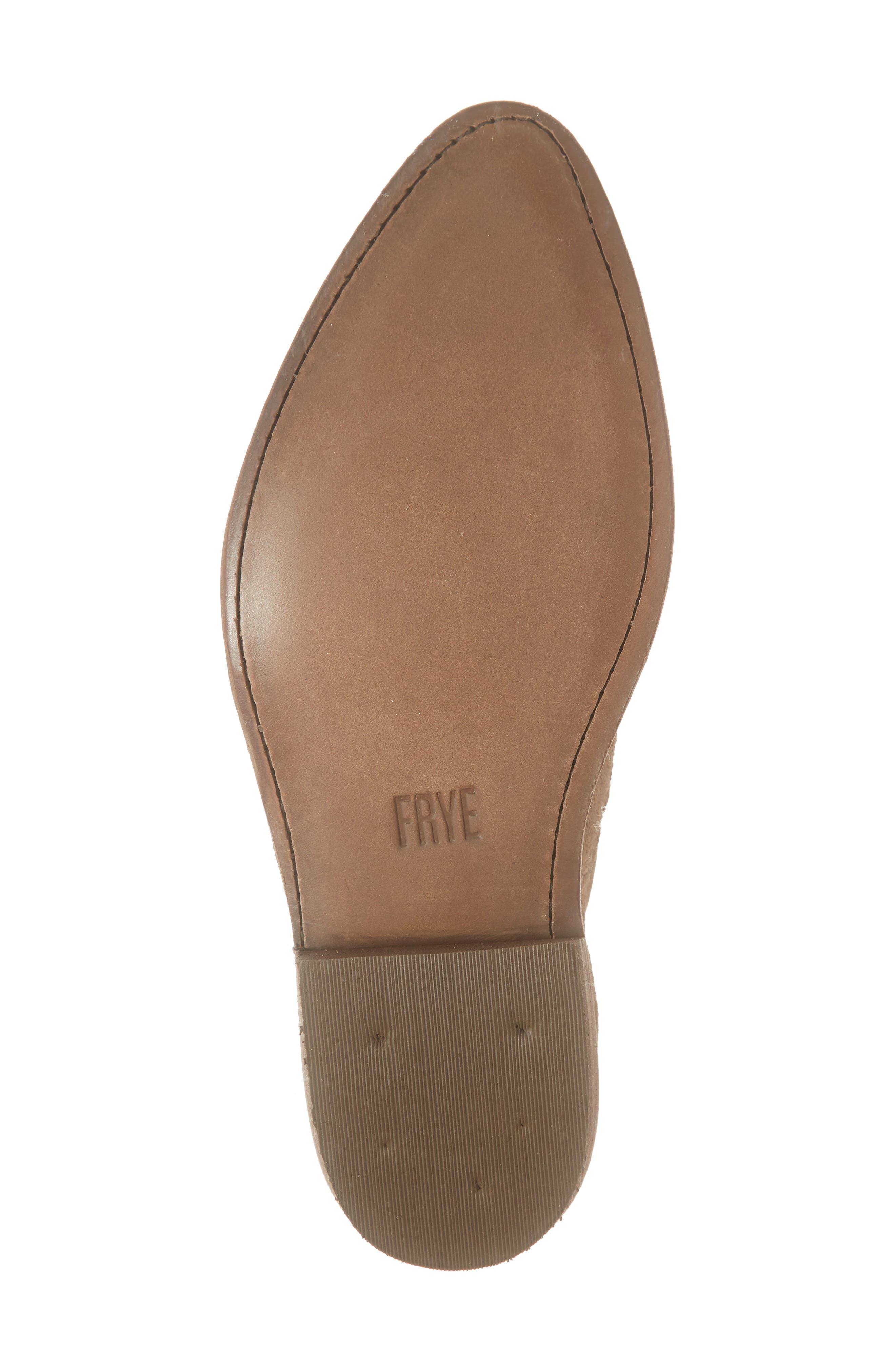 FRYE, Billy Western Bootie, Alternate thumbnail 6, color, 250