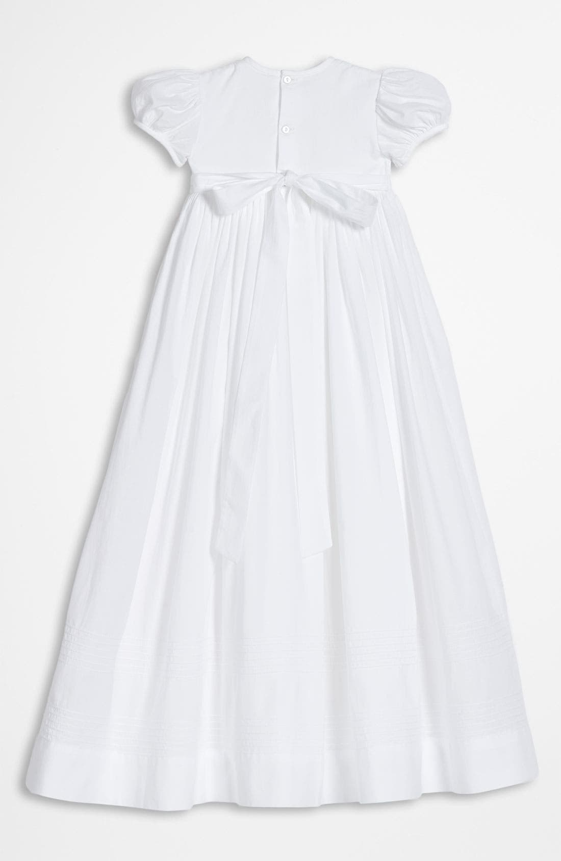 LITTLE THINGS MEAN A LOT, Gown, Alternate thumbnail 2, color, WHITE