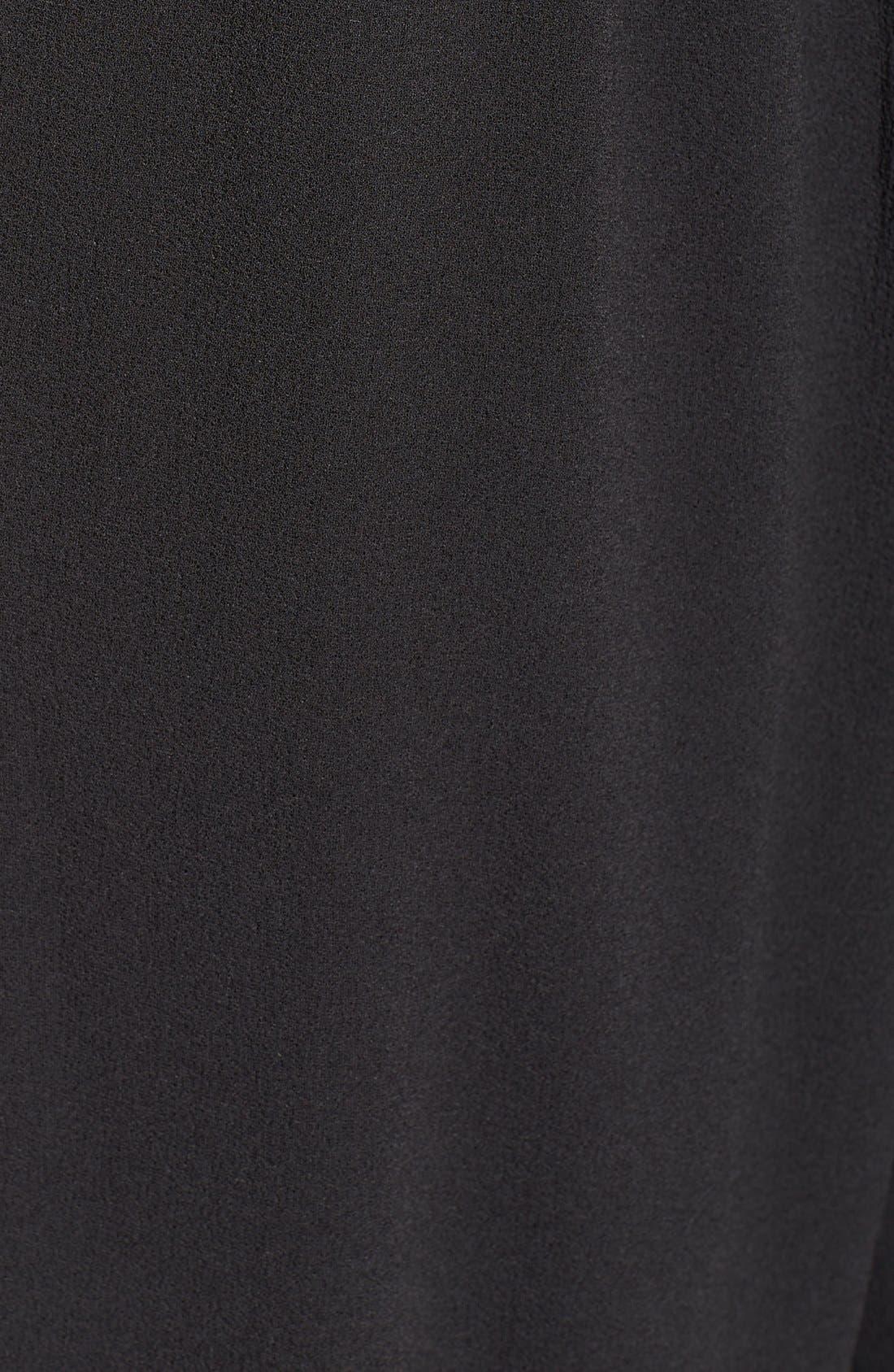MELISSA MCCARTHY SEVEN7, Zip Pocket Harem Pants, Alternate thumbnail 2, color, 001