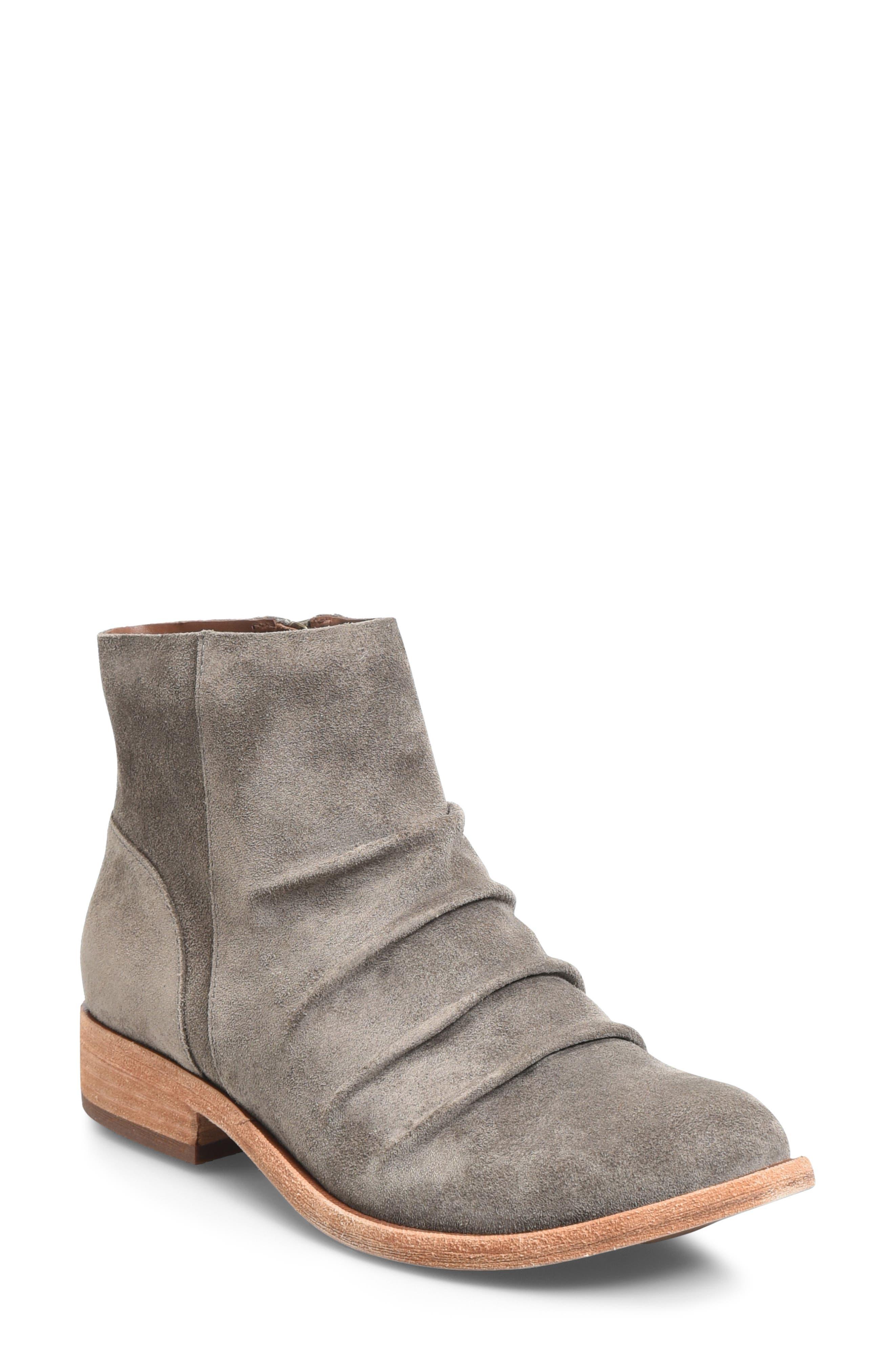 KORK-EASE<SUP>®</SUP> Giba Boot, Main, color, GREY SUEDE