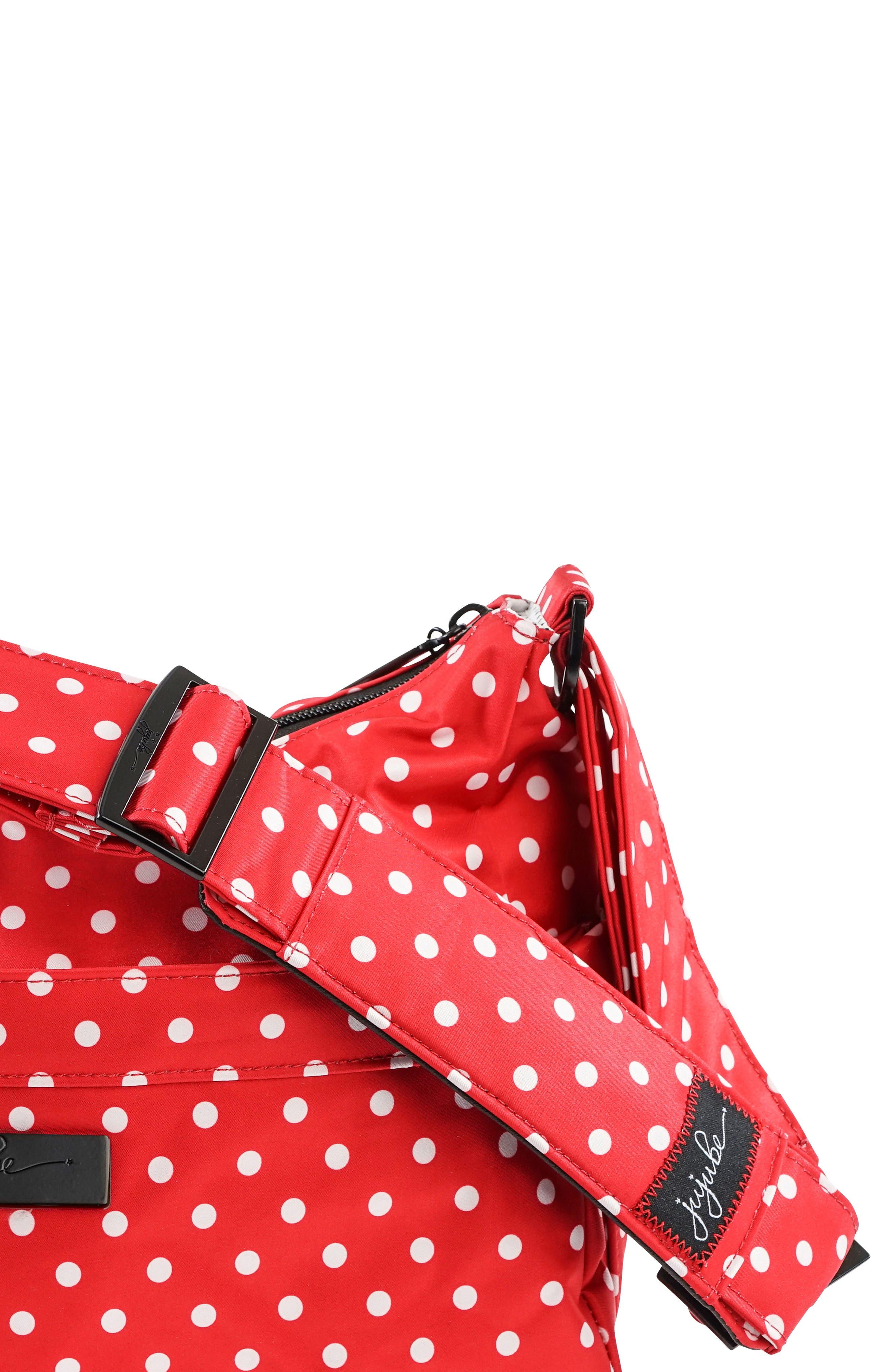 JU-JU-BE, 'HoboBe' Diaper Bag, Alternate thumbnail 3, color, 620
