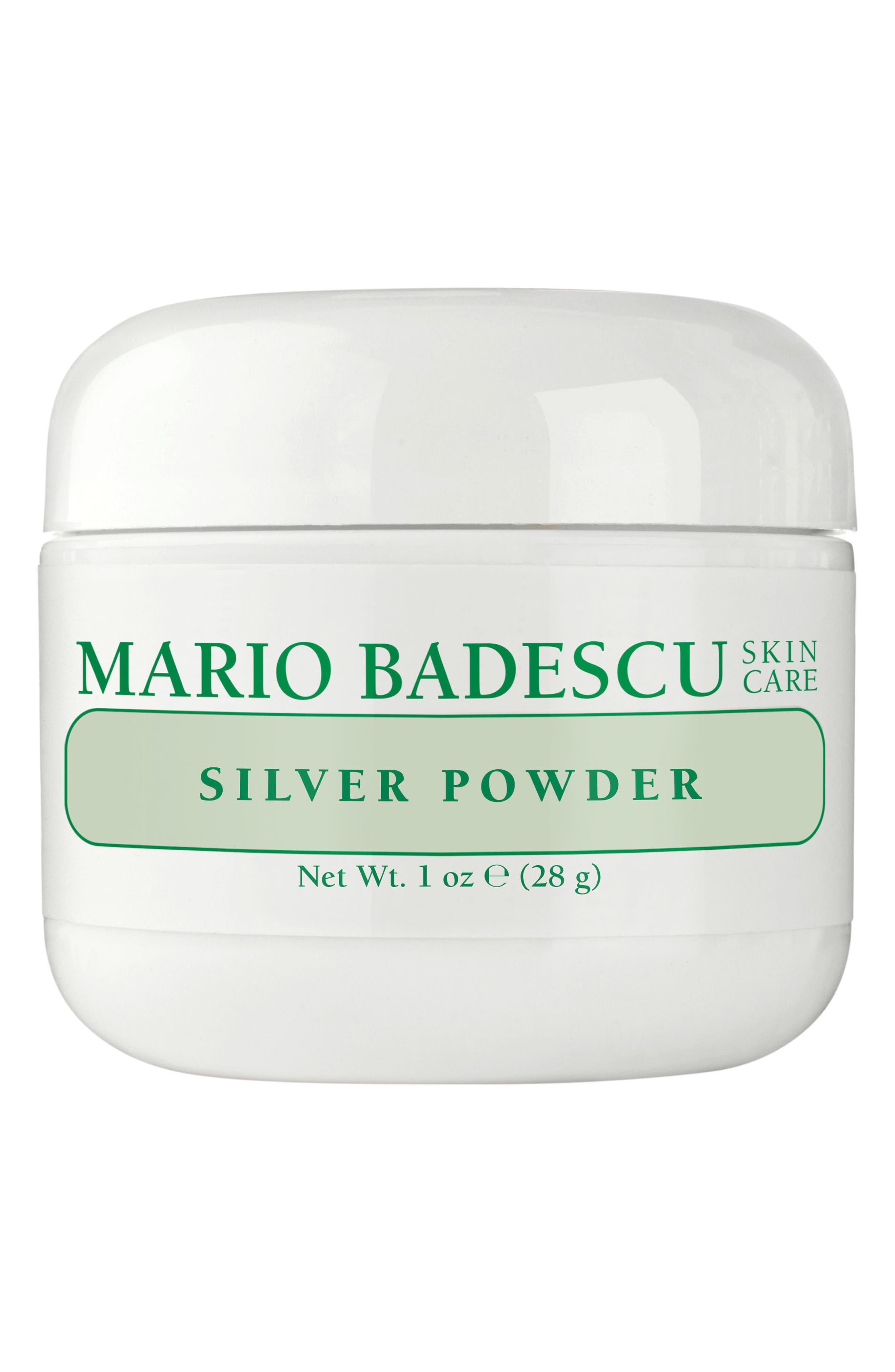 MARIO BADESCU, Silver Powder, Main thumbnail 1, color, NO COLOR