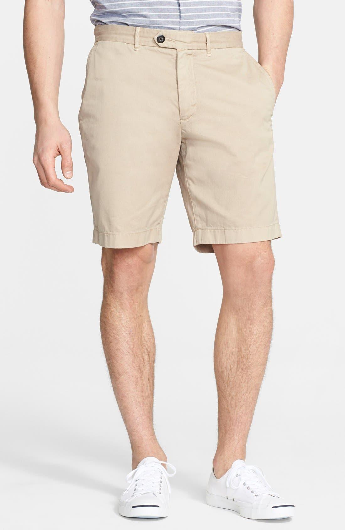 JACK SPADE, 'Sharpe' Shorts, Main thumbnail 1, color, 260