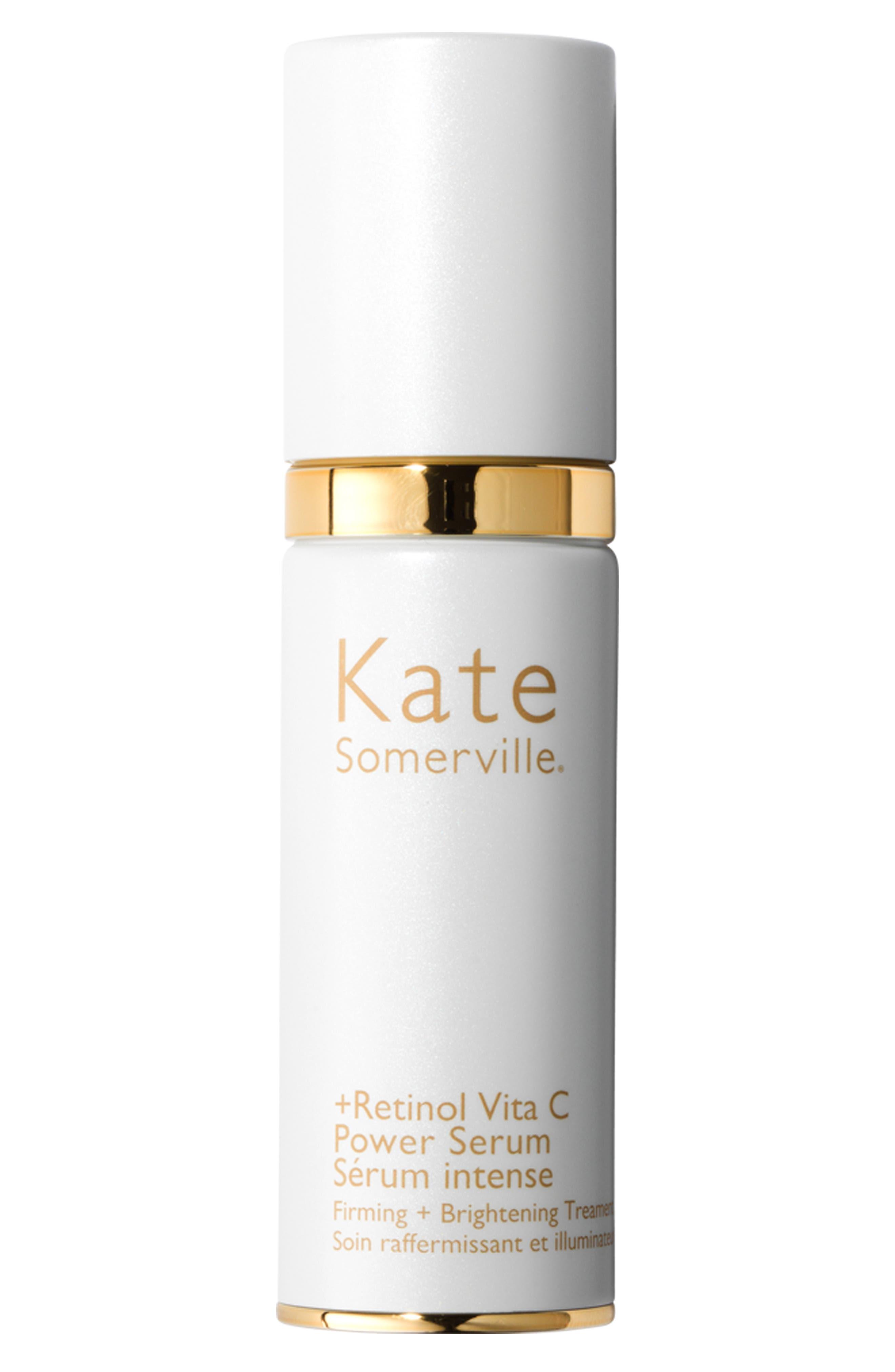 KATE SOMERVILLE<SUP>®</SUP> +Retinol Vita C Power Serum, Main, color, NO COLOR