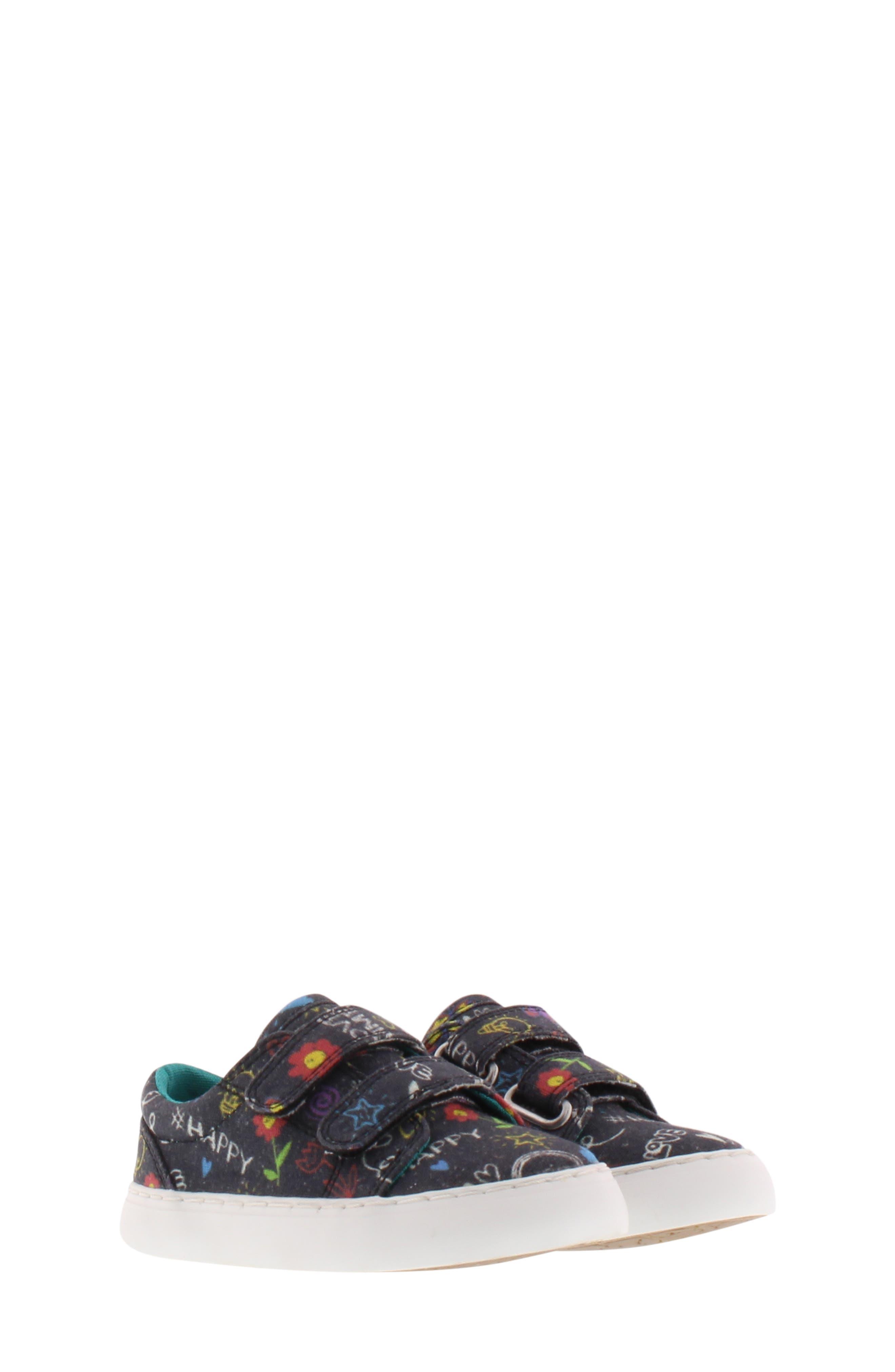CHOOZE, Choose Move Bounce Sneaker, Main thumbnail 1, color, CHARCOAL