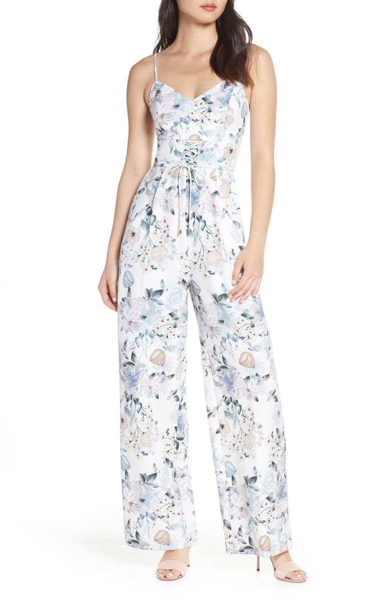 Ever New SPRINGTIME TULIP JUMPSUIT
