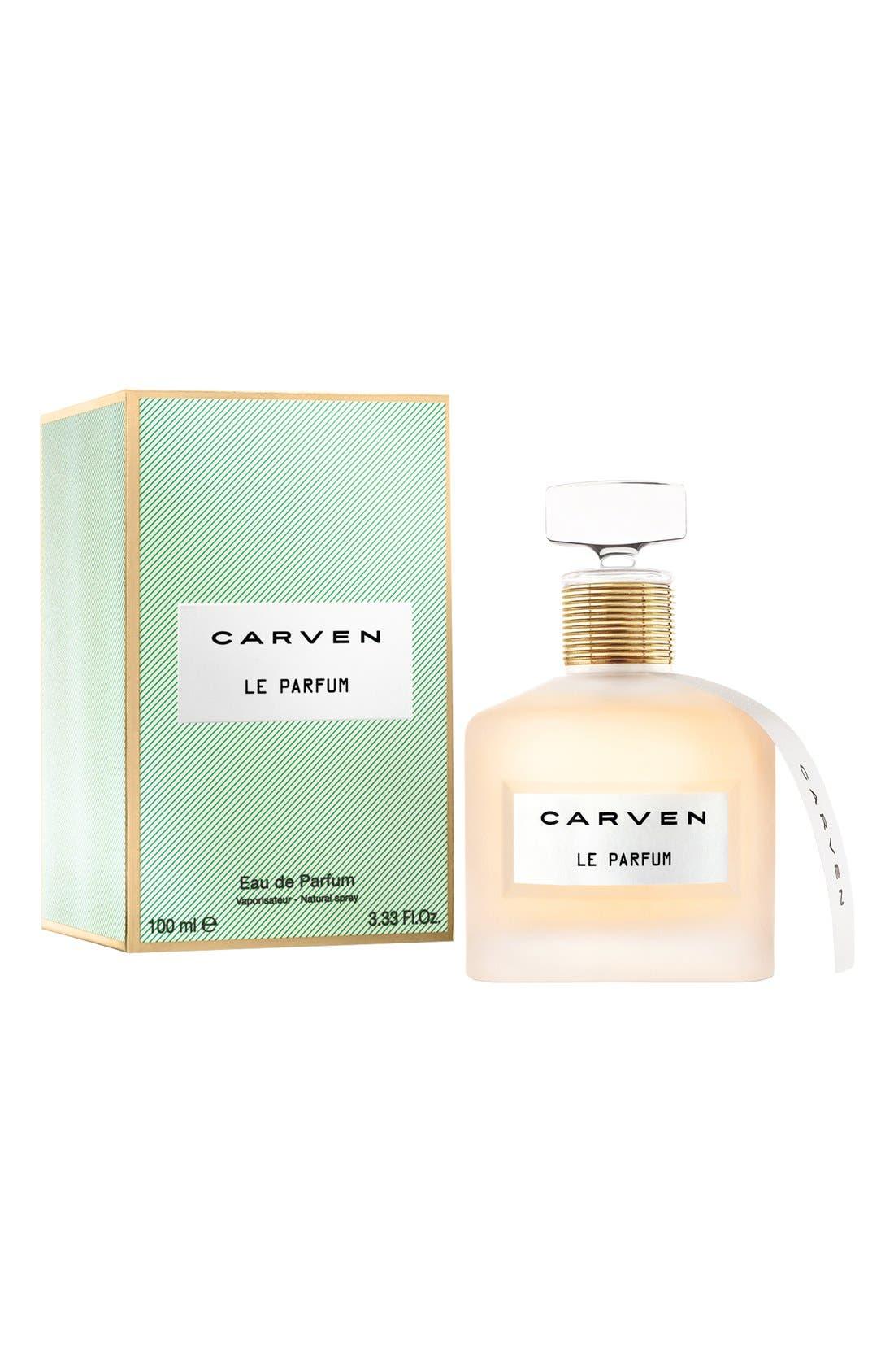 CARVEN, Le Parfum Eau de Parfum, Alternate thumbnail 2, color, NO COLOR