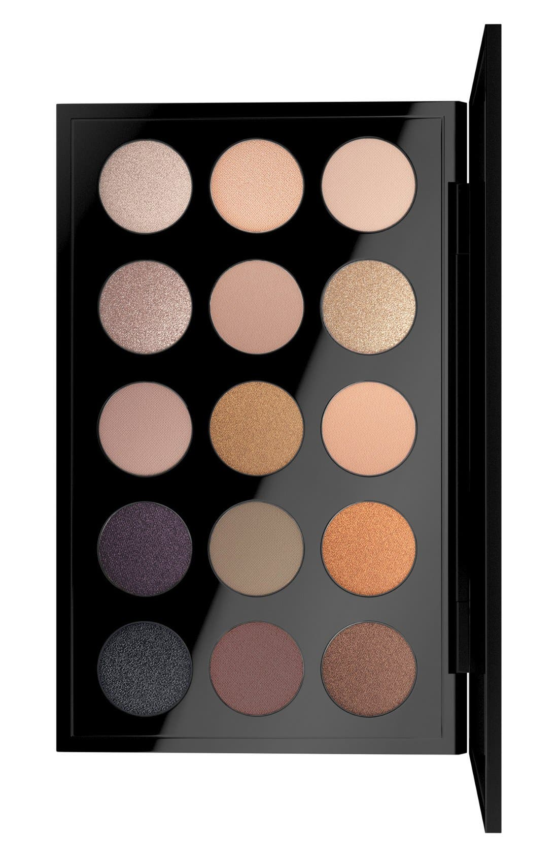 MAC COSMETICS, MAC Nordstrom Now Eyeshadow Palette, Alternate thumbnail 2, color, 200