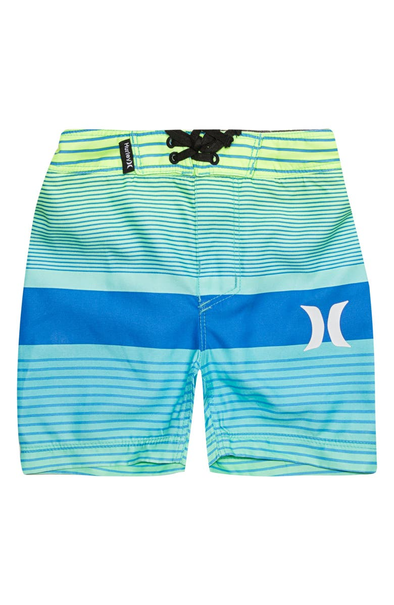 763d5dfdb5d14 Hurley Line Up Board Shorts (Toddler Boys & Little Boys) | Nordstrom