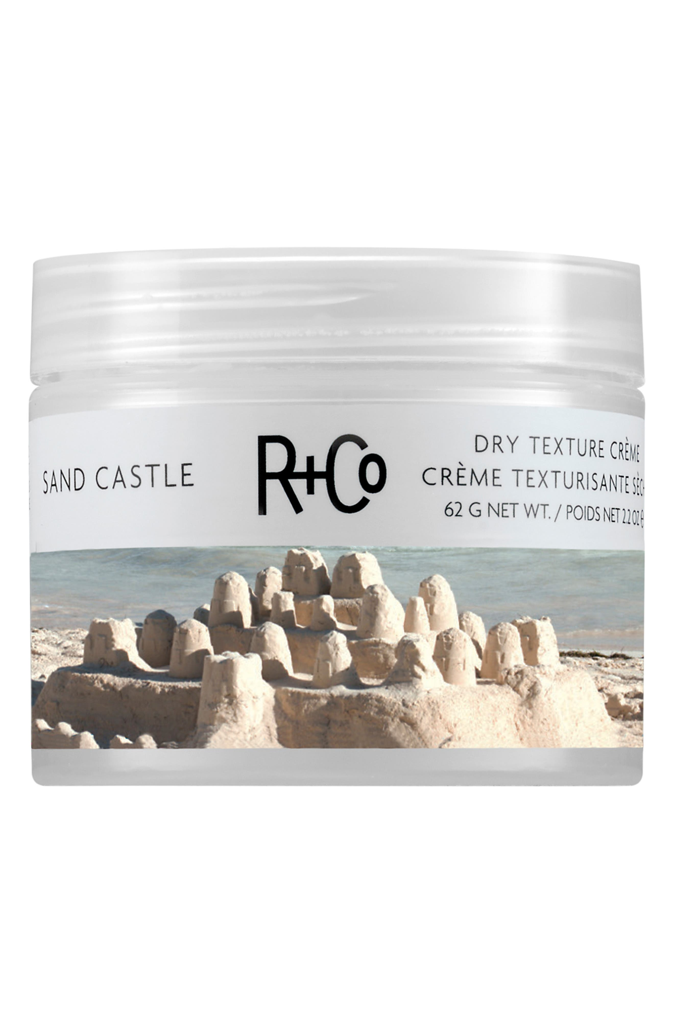 R+CO, SPACE.NK.apothecary R+Co Sandcastle Dry Shampoo, Main thumbnail 1, color, NO COLOR