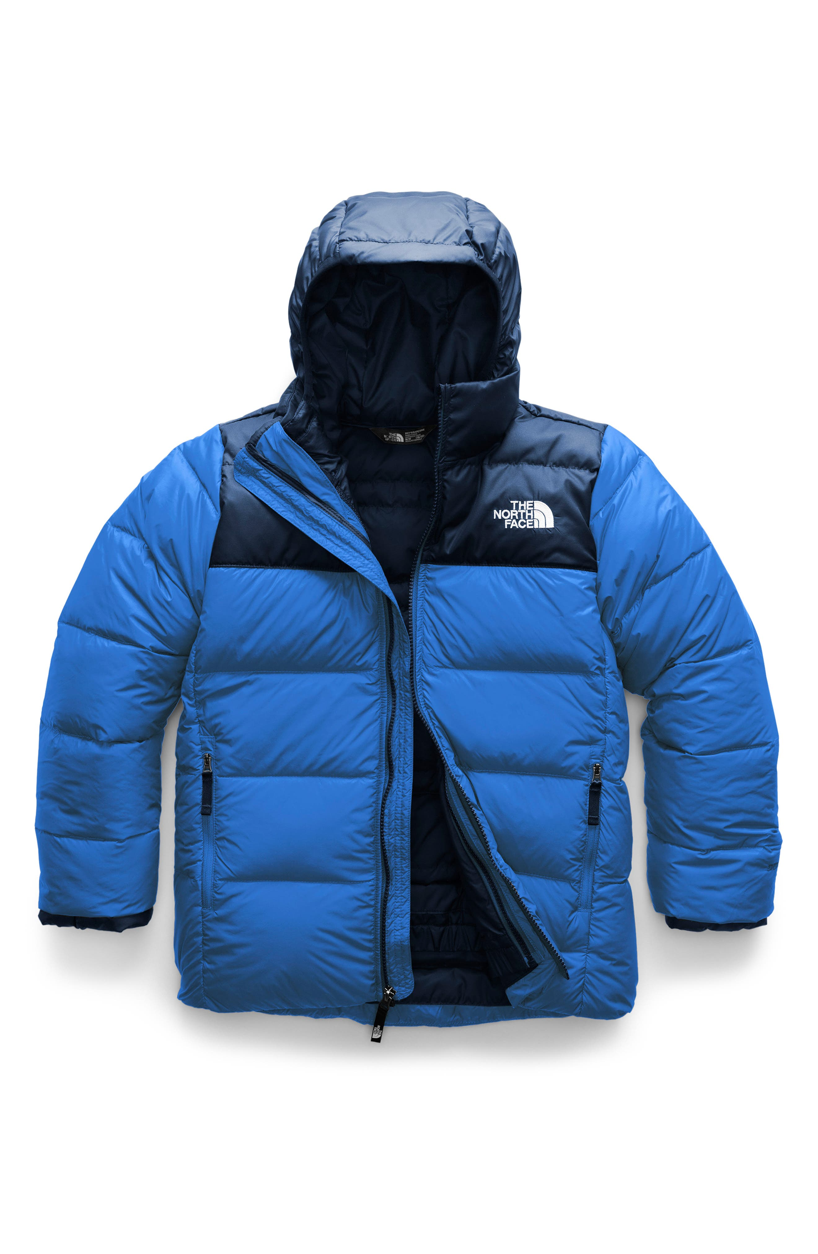 THE NORTH FACE Double Down TriClimate<sup>®</sup> 3-in-1 Jacket, Main, color, 402