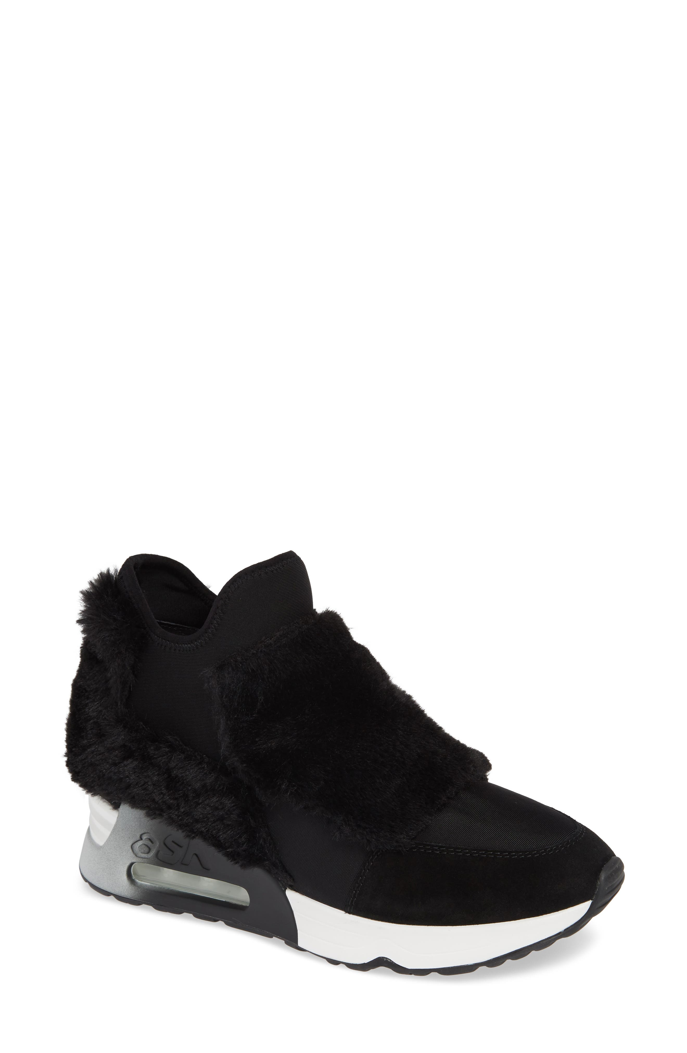 ASH Lazer Sneaker, Main, color, 002