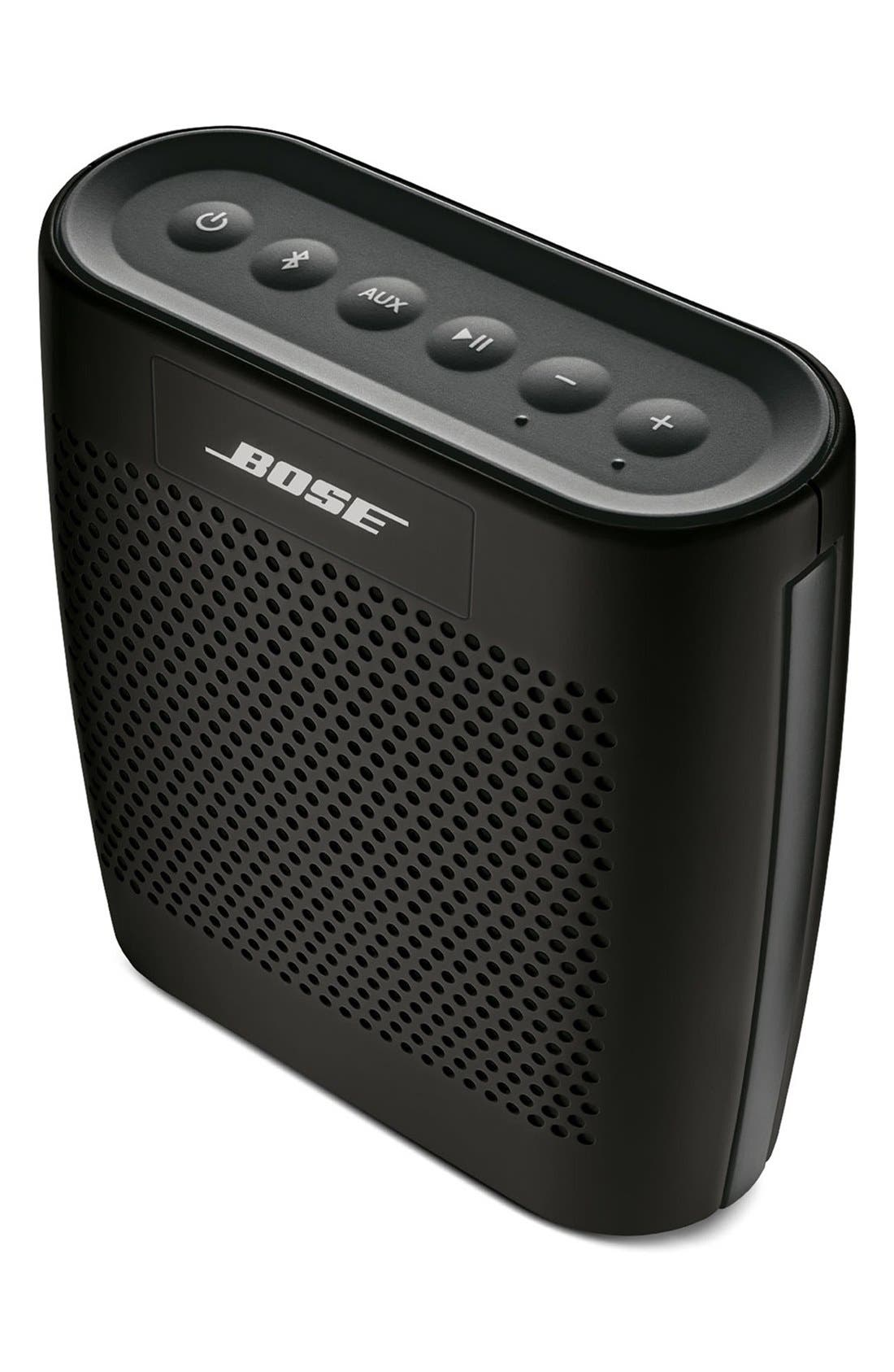 BOSE<SUP>®</SUP>, SoundLink<sup>®</sup> Color Bluetooth<sup>®</sup> Speaker, Alternate thumbnail 4, color, 001