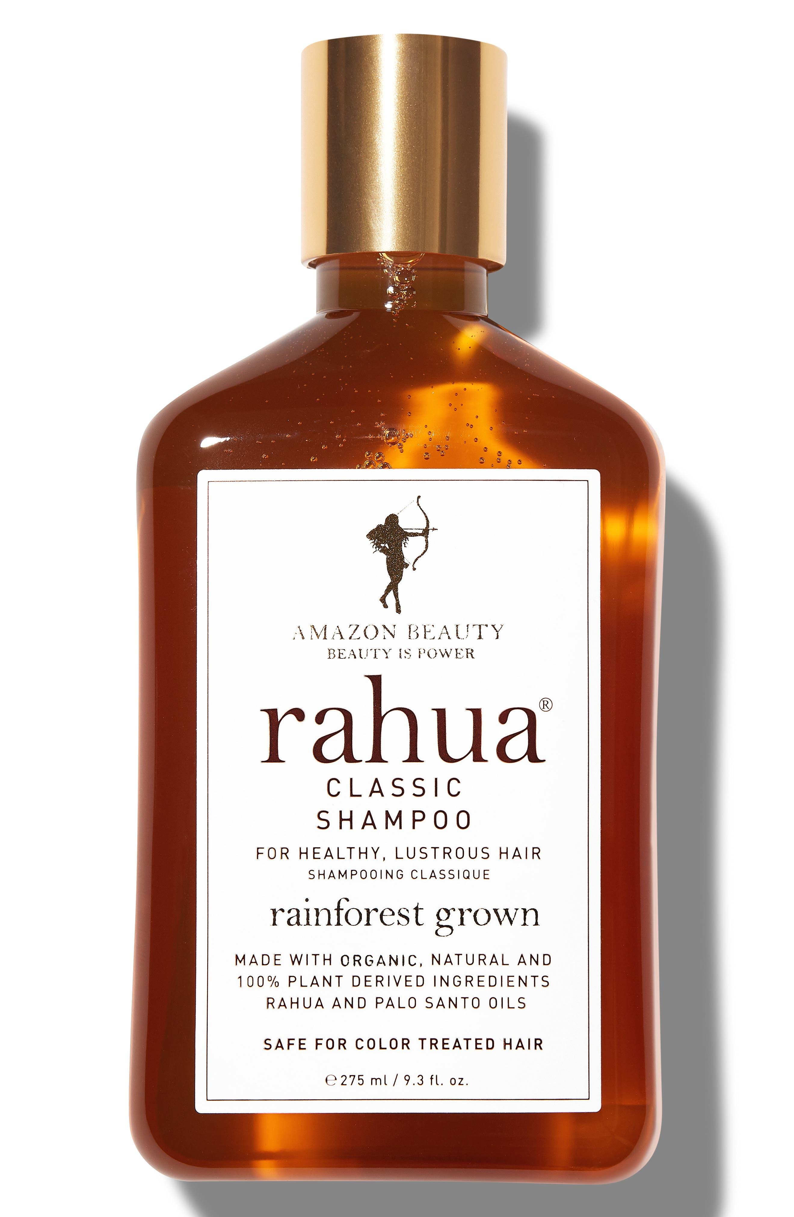 RAHUA<SUP>®</SUP>, SPACE.NK.apothecary rahua<sup>®</sup> Classic Shampoo, Main thumbnail 1, color, NO COLOR