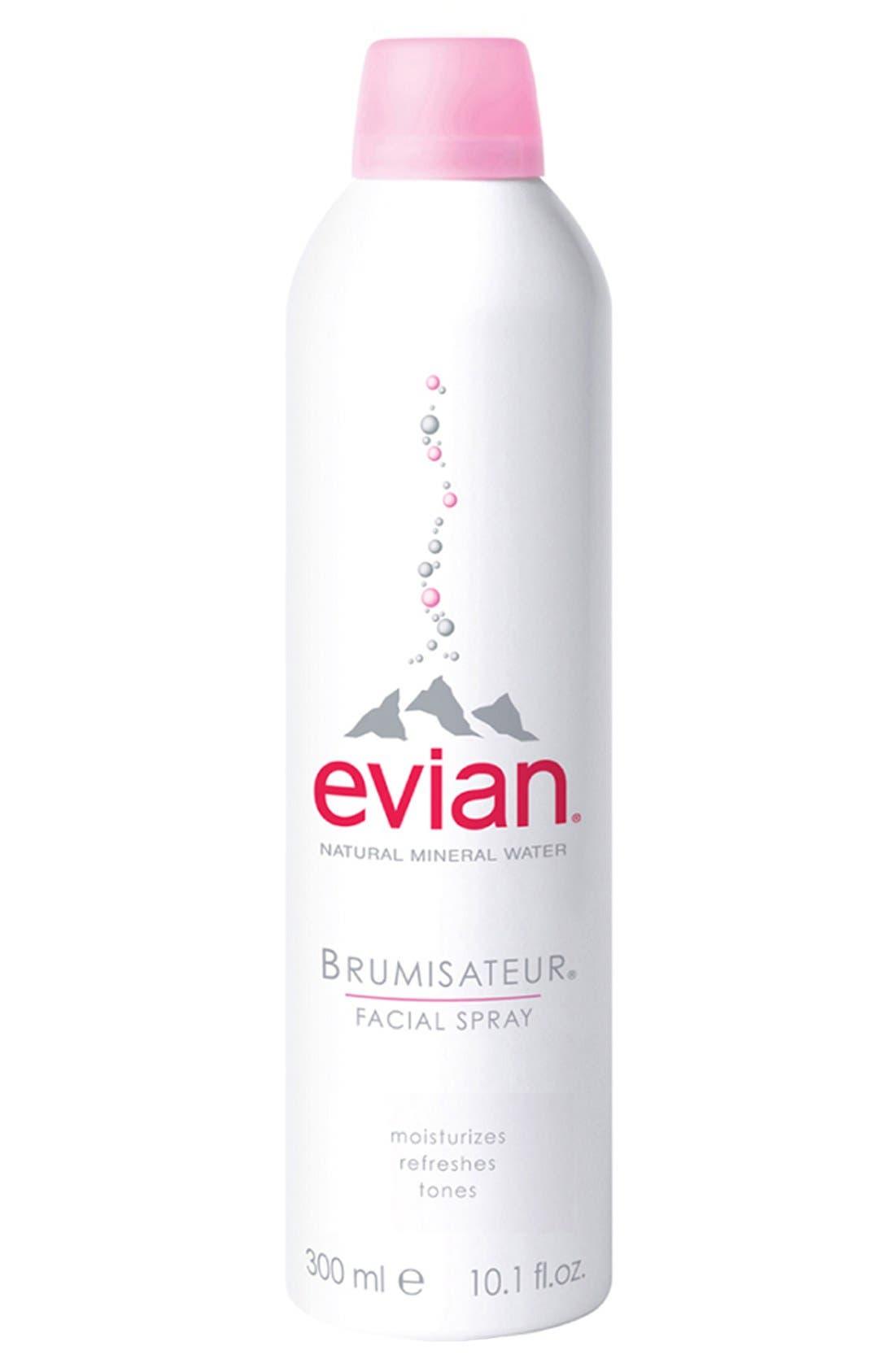 EVIAN,  Facial Water Spray, Main thumbnail 1, color, NO COLOR