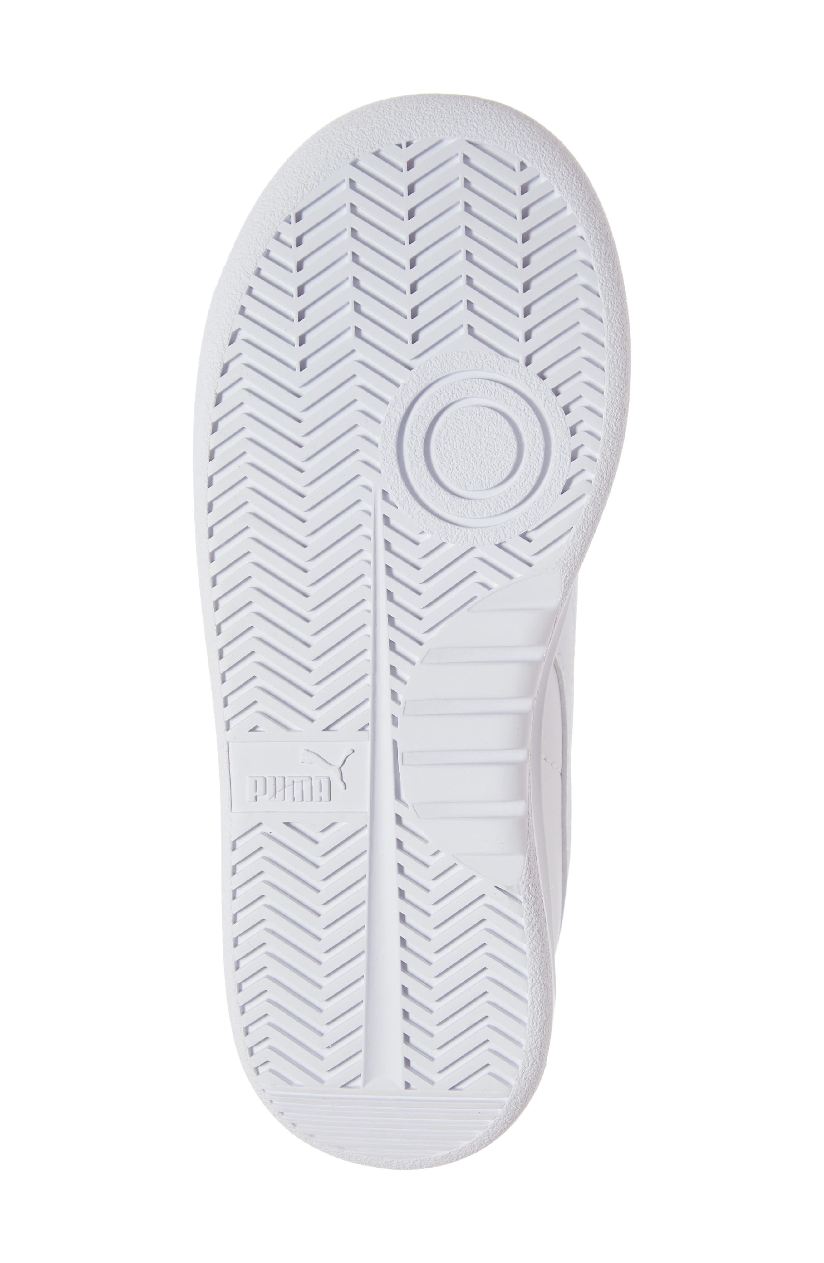 PUMA, 'GV Special' Sneaker, Alternate thumbnail 6, color, PUMA WHITE-PUMA TEAM GOLD