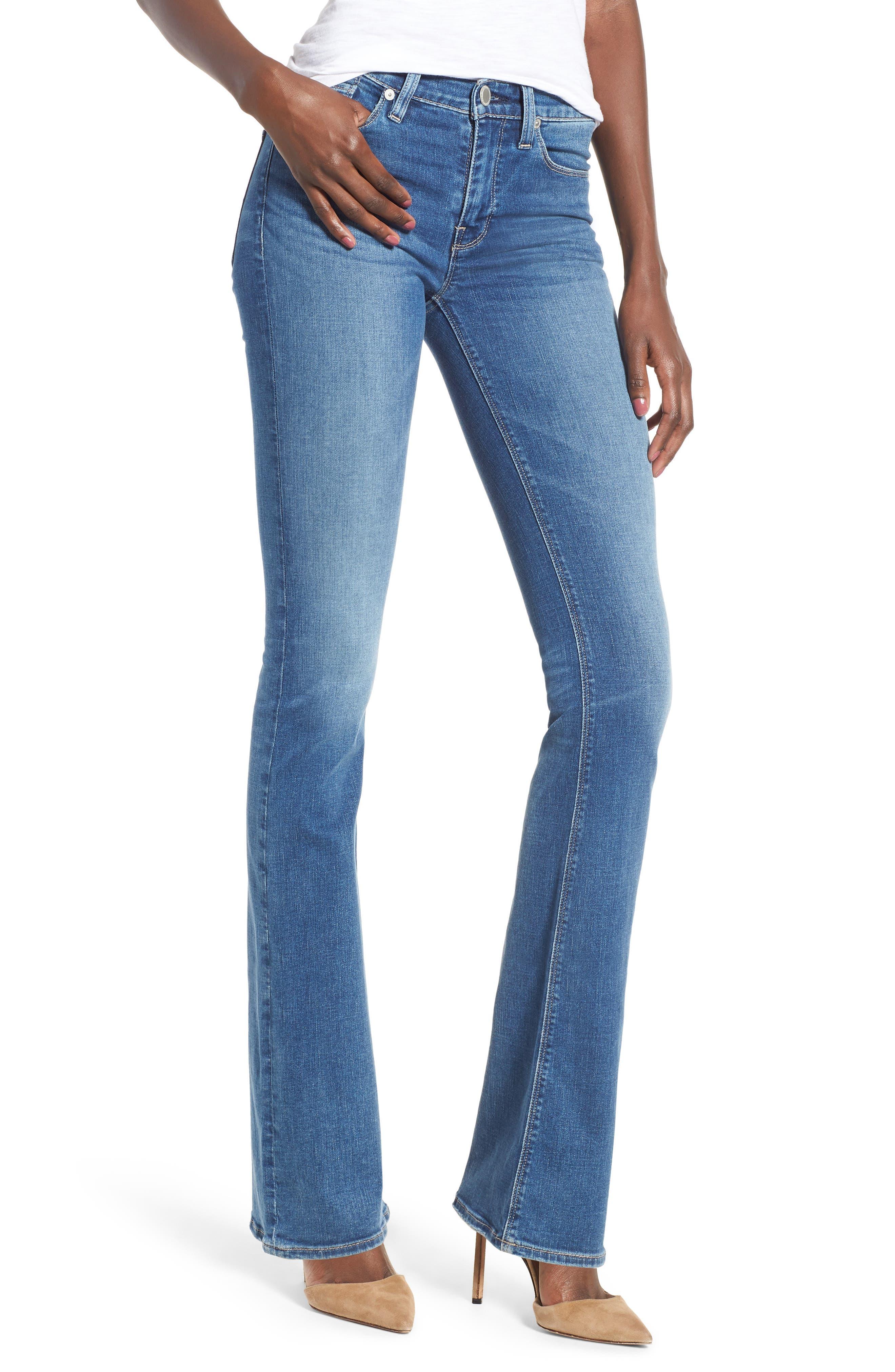 HUDSON JEANS Drew Bootcut Jeans, Main, color, AYON
