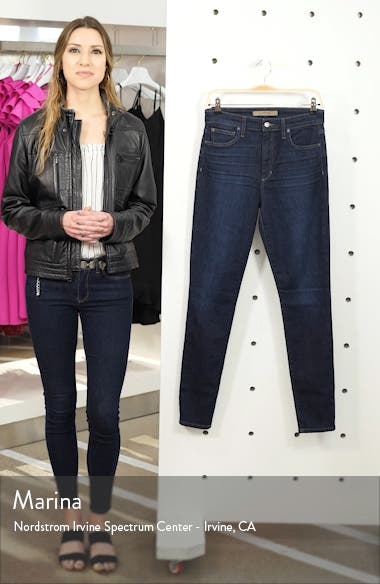 Charlie High Waist Skinny Jeans, sales video thumbnail