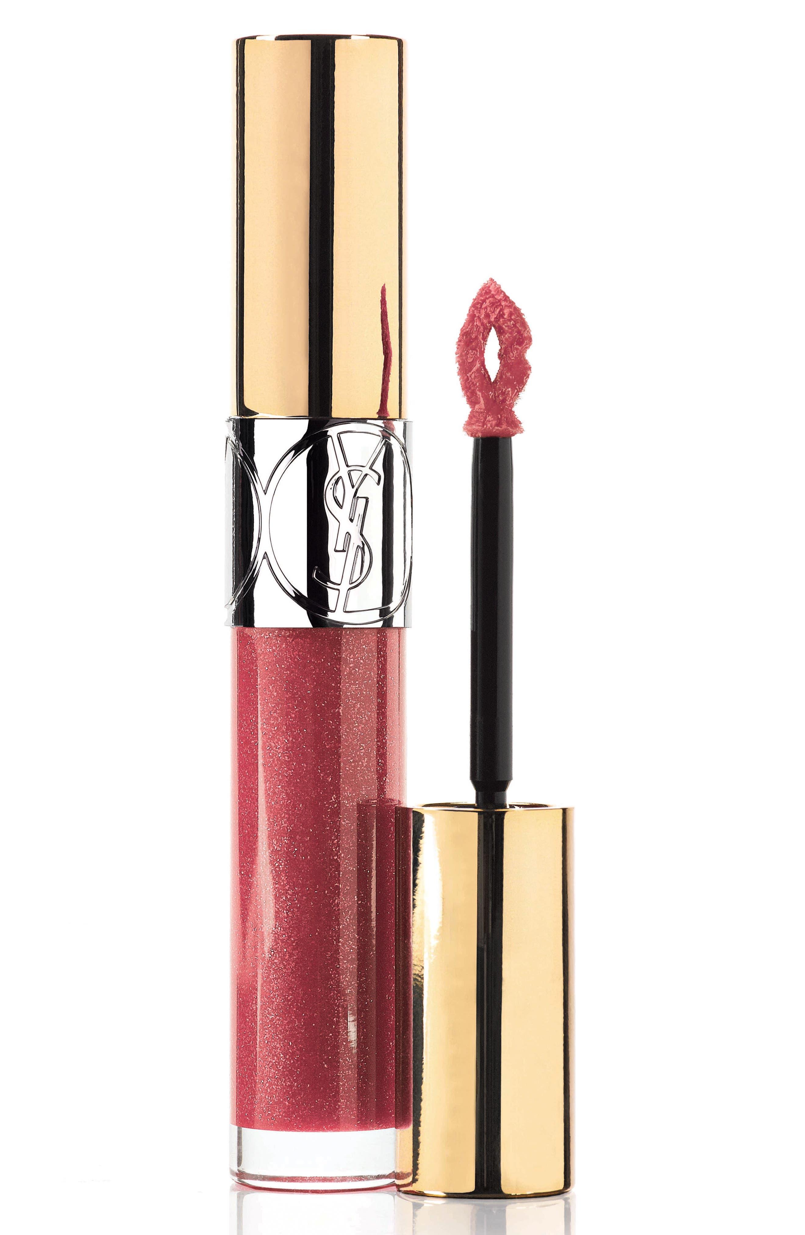 YVES SAINT LAURENT 'Gloss Volupte' Lip Gloss, Main, color, 930