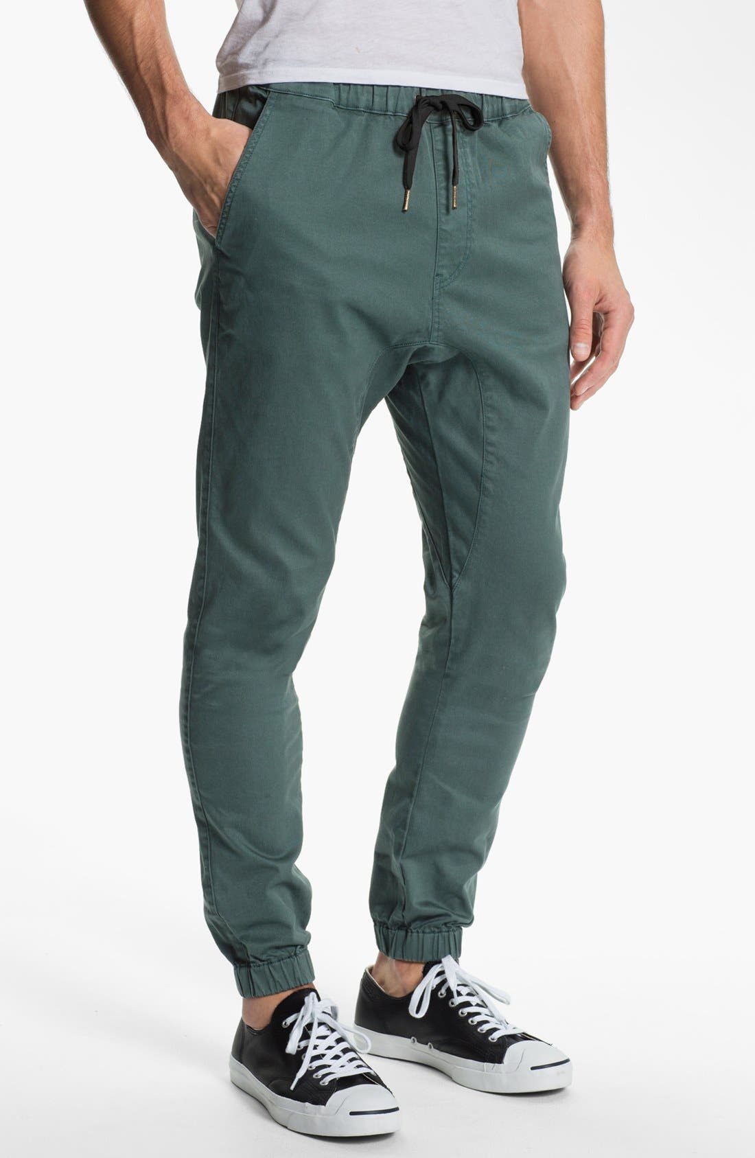 ZANEROBE, 'Sureshot' Slim Tapered Leg Jogger Pants, Main thumbnail 1, color, 460