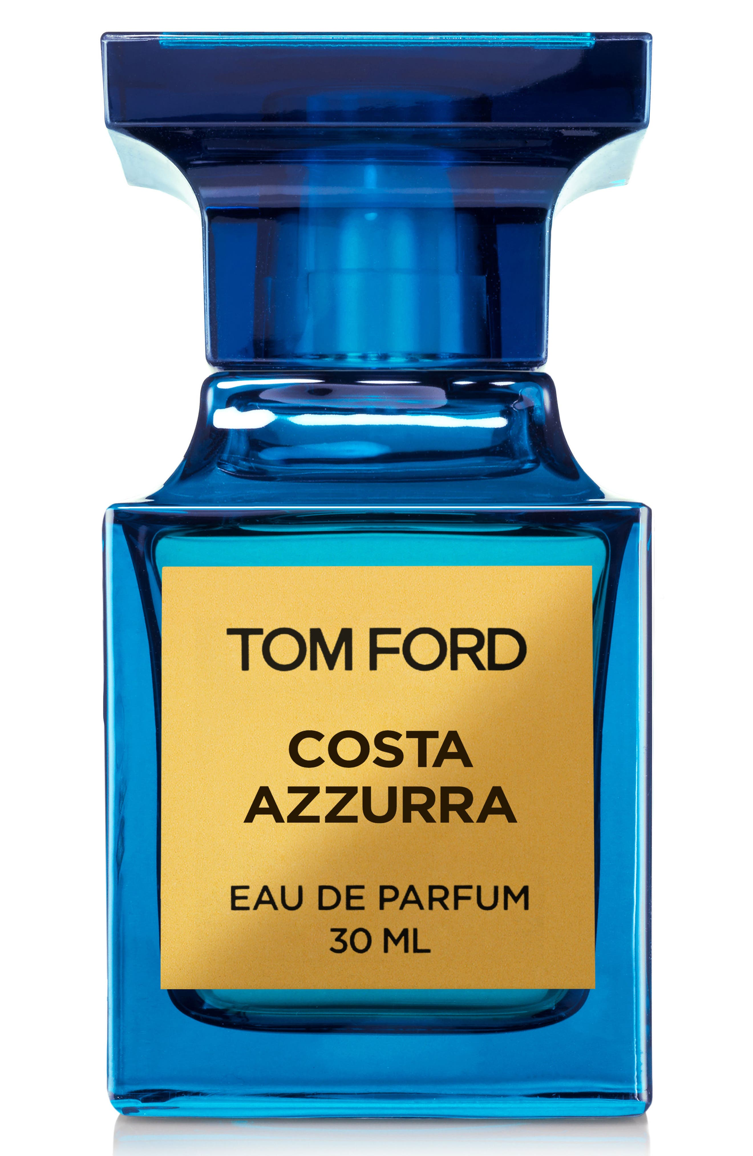 TOM FORD, Private Blend Costa Azzurra Eau de Parfum, Alternate thumbnail 3, color, NO COLOR