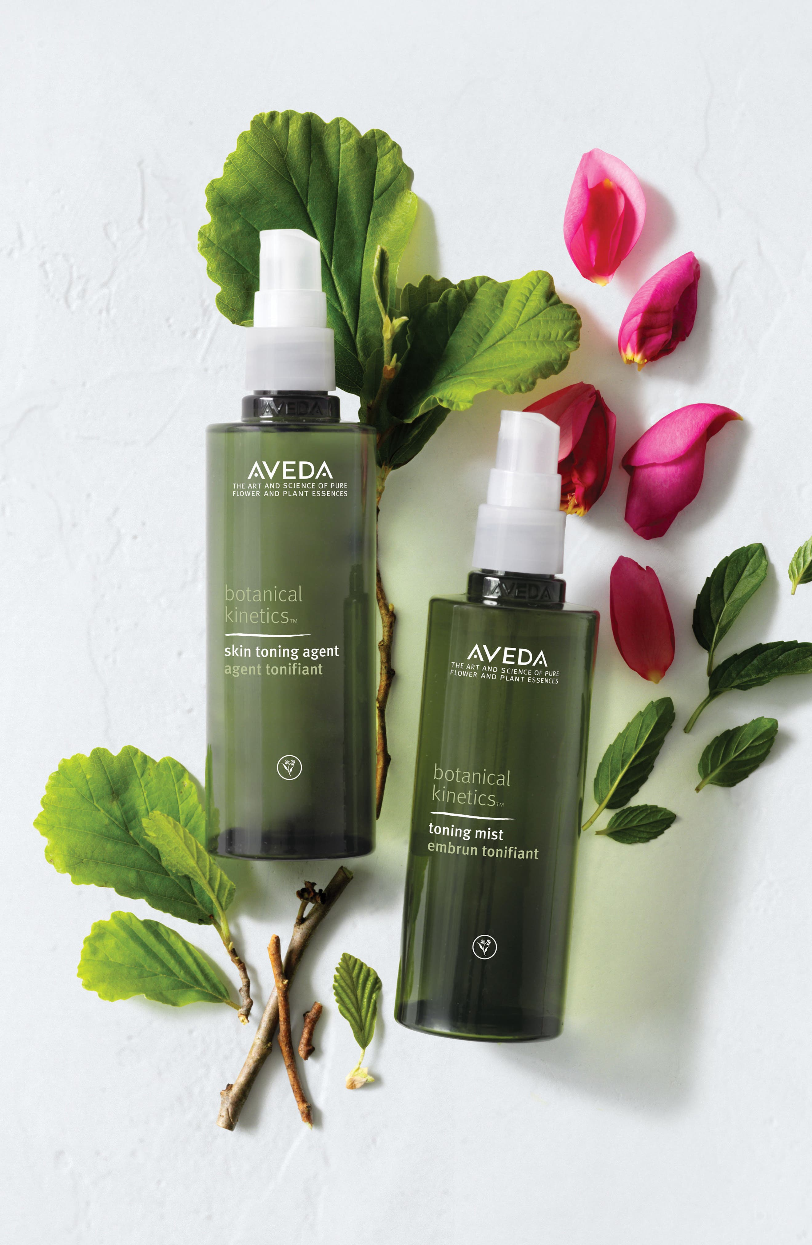 AVEDA, botanical kinetics<sup>™</sup> Toning Mist, Alternate thumbnail 2, color, NO COLOR
