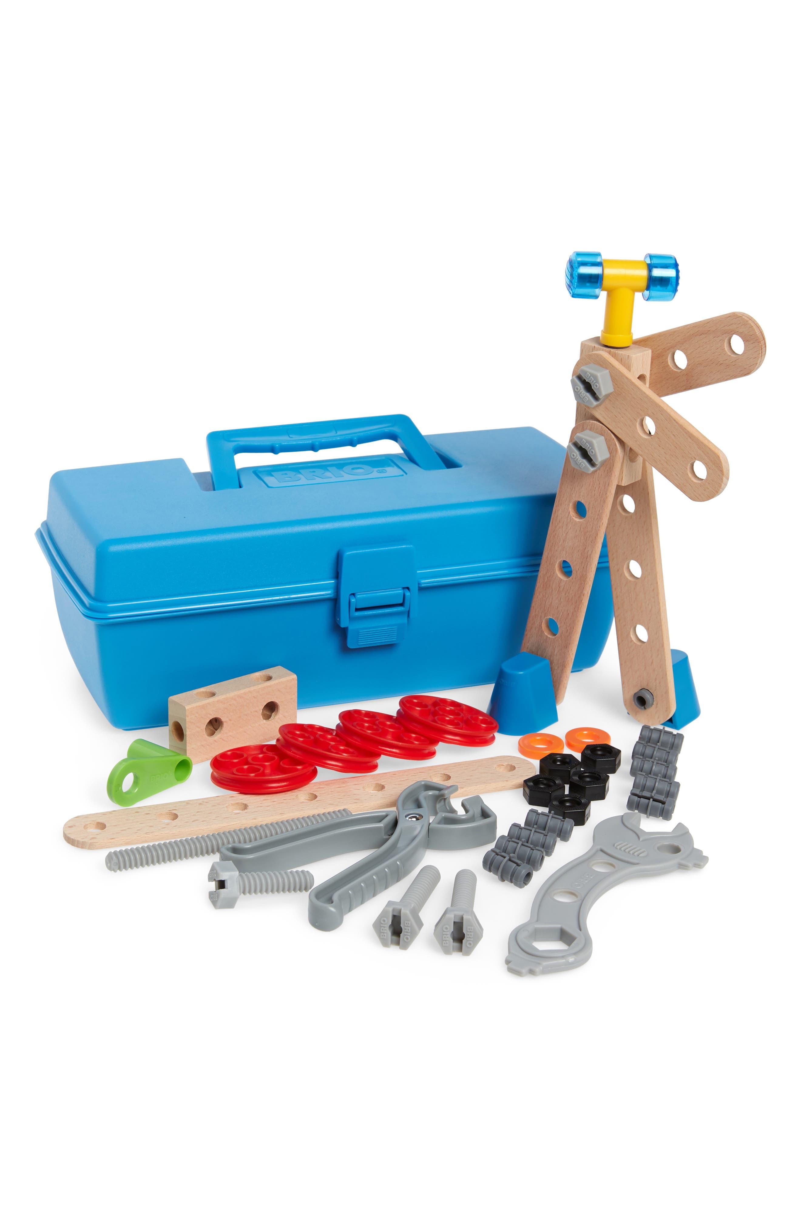 RAVENSBURGER Builder Starter Set, Main, color, N/ A