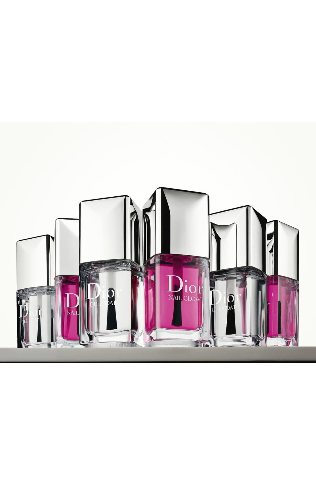 DIOR, Nail Glow Nail Enhancer, Alternate thumbnail 2, color, NO COLOR