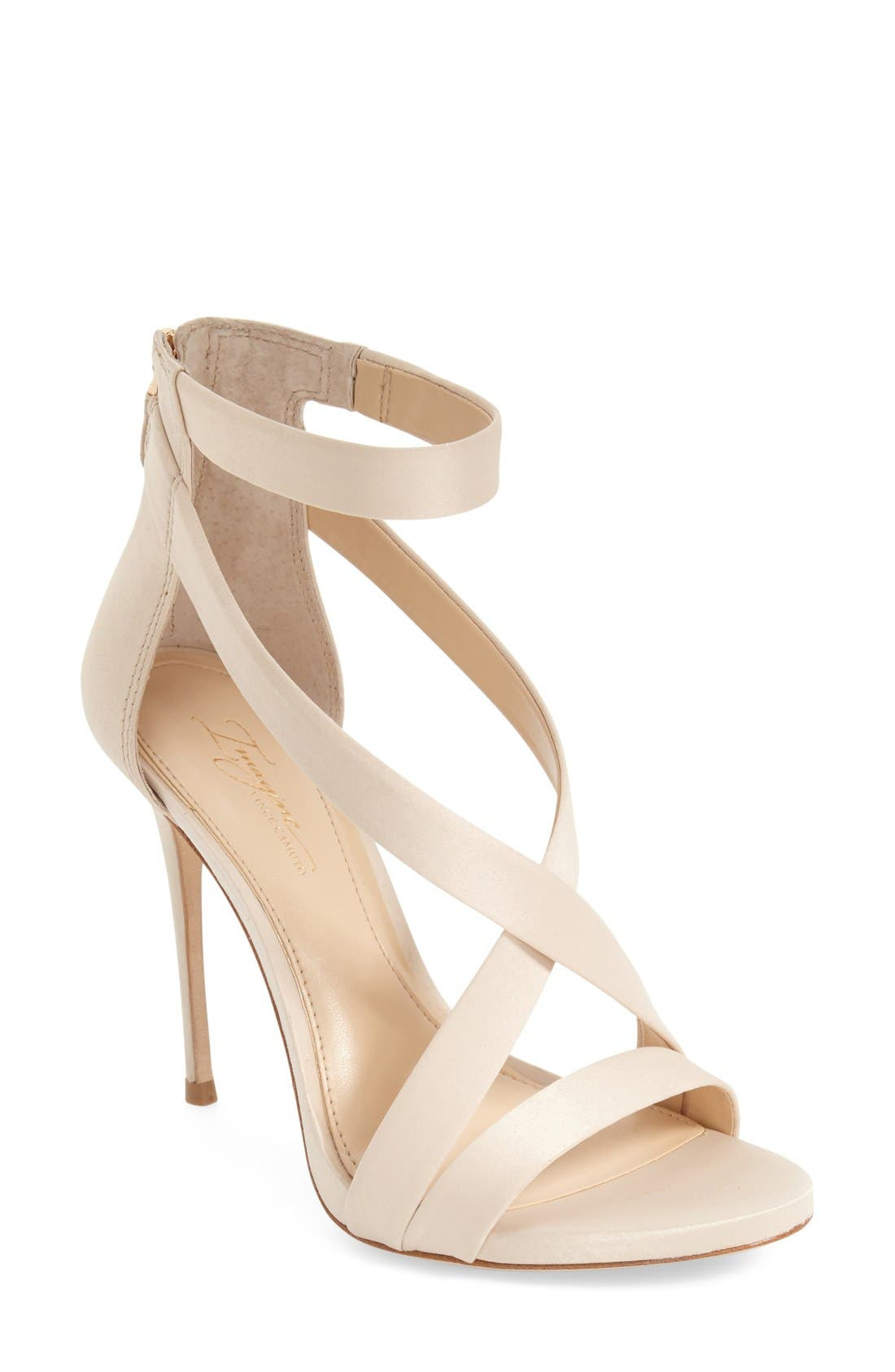 IMAGINE BY VINCE CAMUTO Imagine Vince Camuto 'Devin' Sandal, Main, color, LIGHT SAND