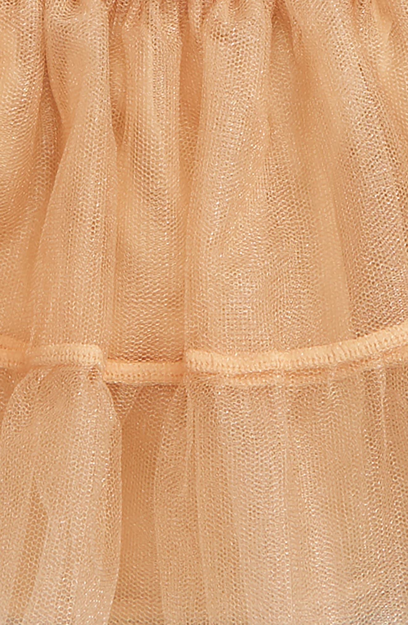RUBY & BLOOM, Ballerina Velvet Bodysuit & Tulle Skirt Set, Alternate thumbnail 2, color, 680
