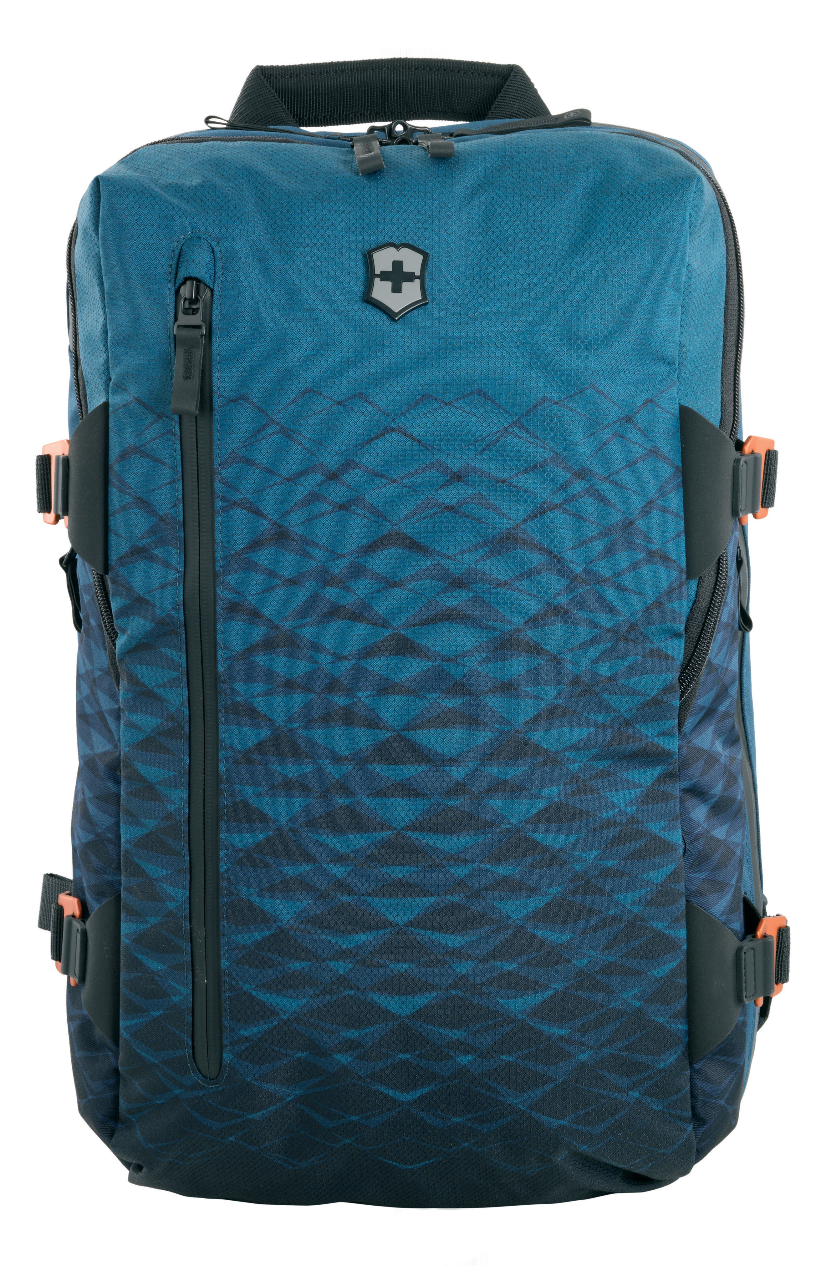 VICTORINOX SWISS ARMY<SUP>®</SUP>, VX Touring Laptop Backpack, Main thumbnail 1, color, DARK TEAL