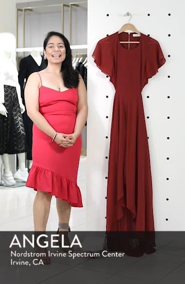 Cutout Maxi Dress, sales video thumbnail