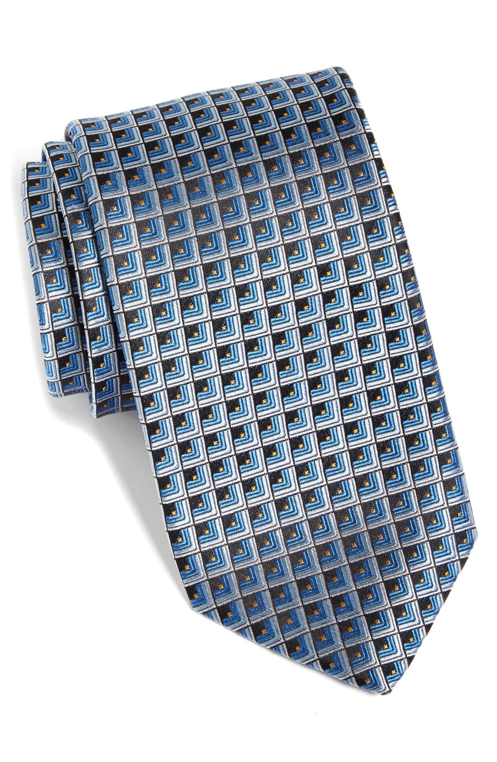 0221fbca90d2 JZ Richards Woven Silk Tie | Nordstrom