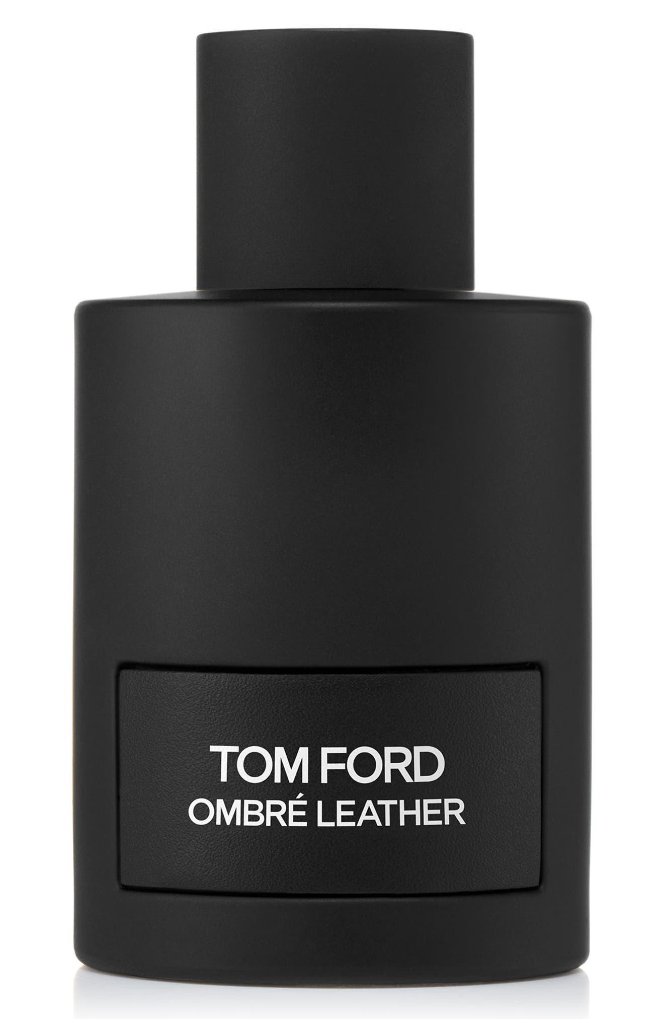 TOM FORD, Ombré Leather Eau de Parfum, Alternate thumbnail 2, color, NO COLOR