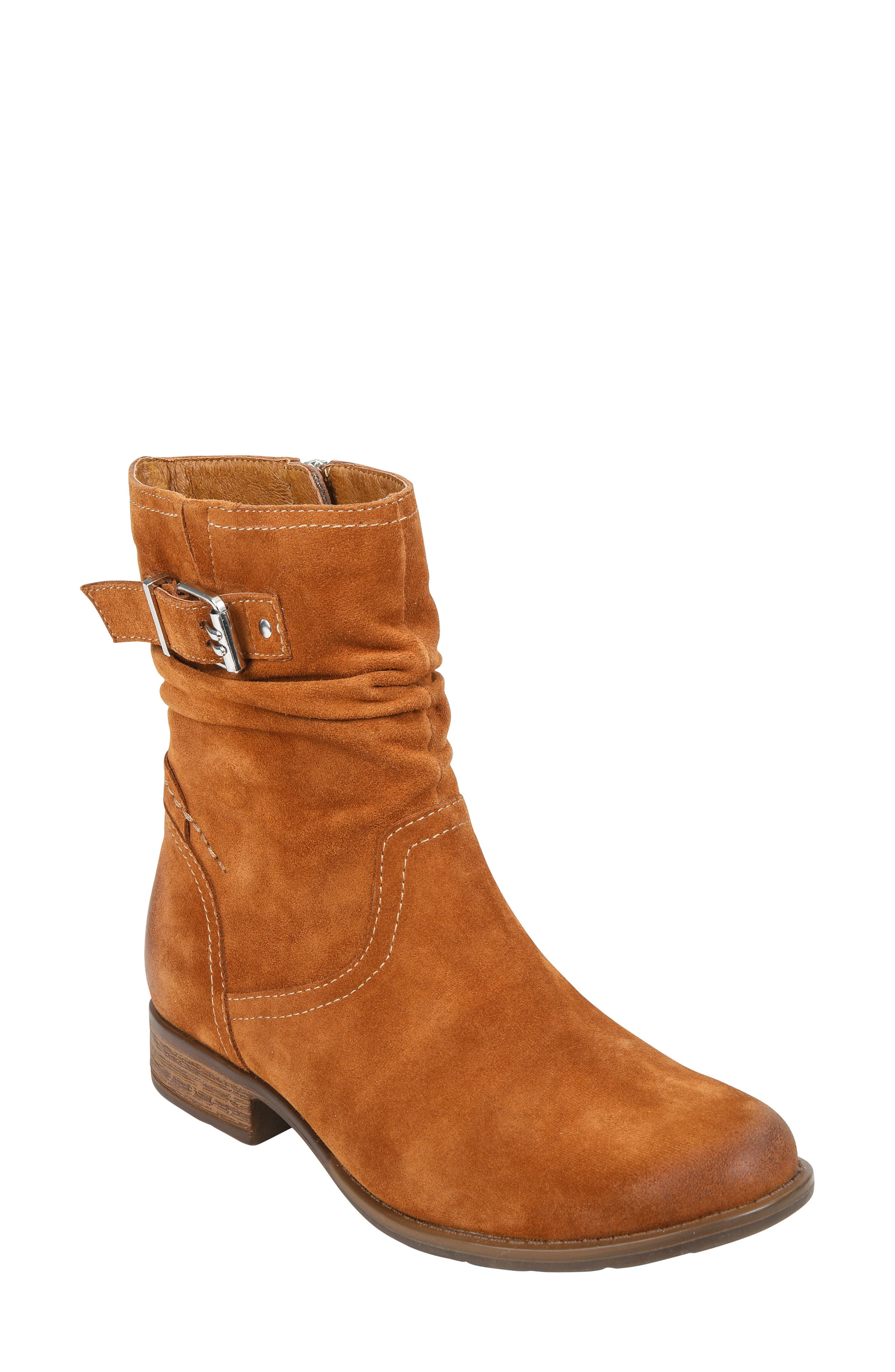 Earth Beaufort Boot W - Brown