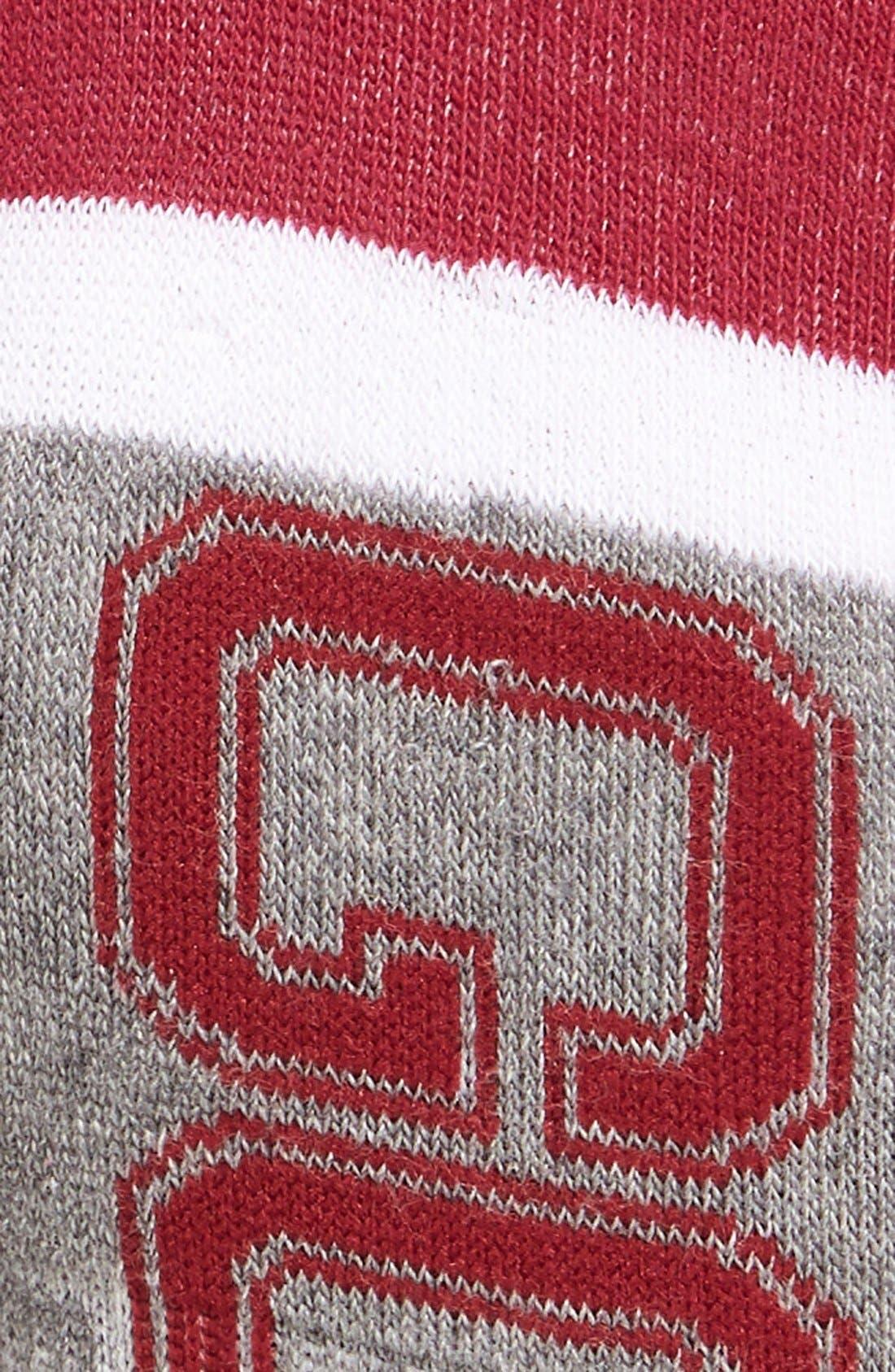SOCKART, 'Squad Goals' Crew Socks, Alternate thumbnail 2, color, 060