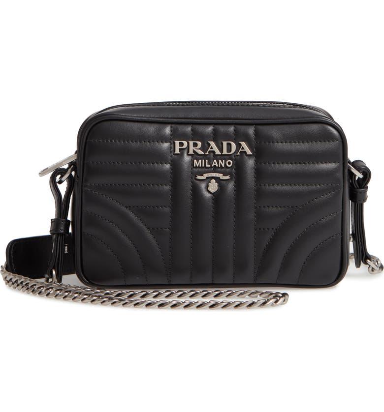 b6a99b9c6d72 Prada Diagramme Camera Bag