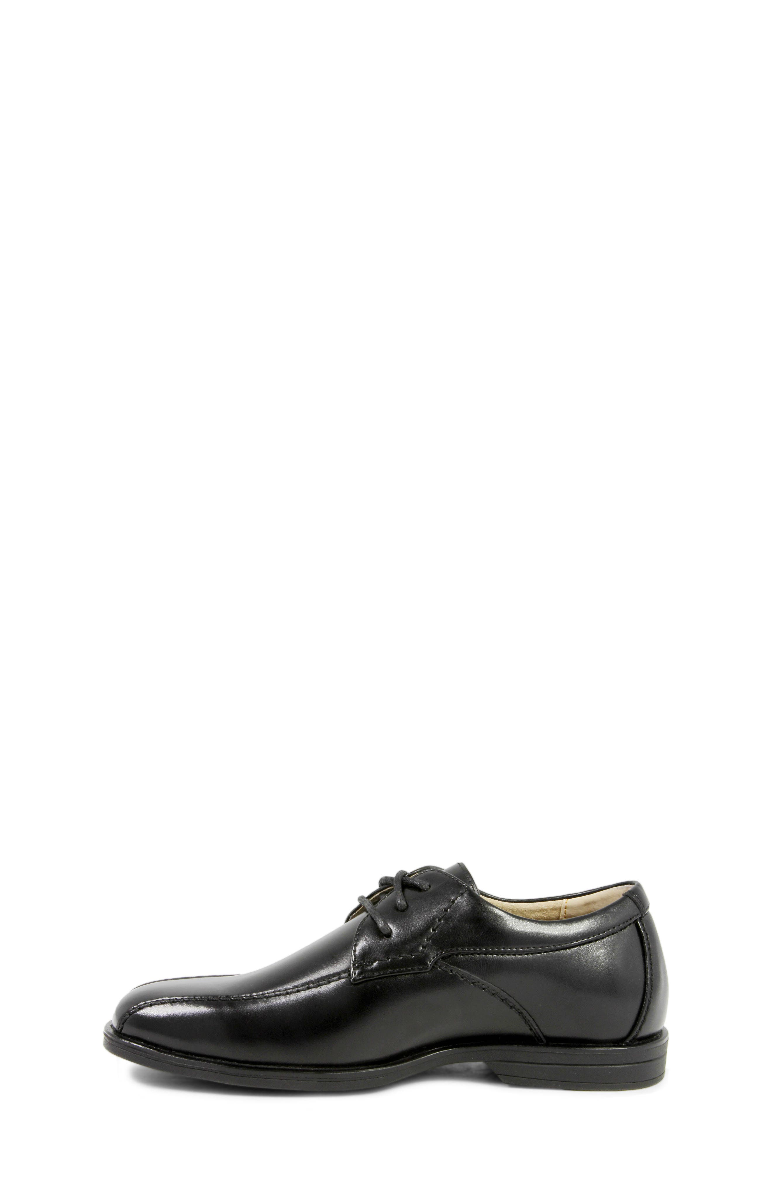 FLORSHEIM, 'Reveal' Oxford, Alternate thumbnail 8, color, BLACK