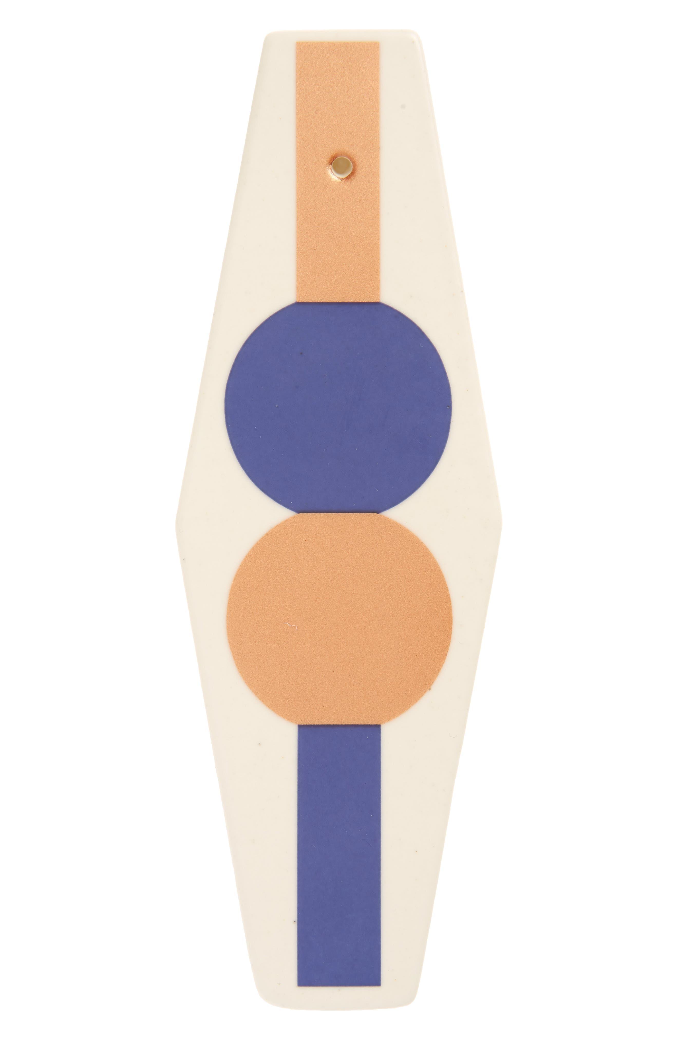 XENIA TALER Cork Bottom Incense Holder, Main, color, KARA
